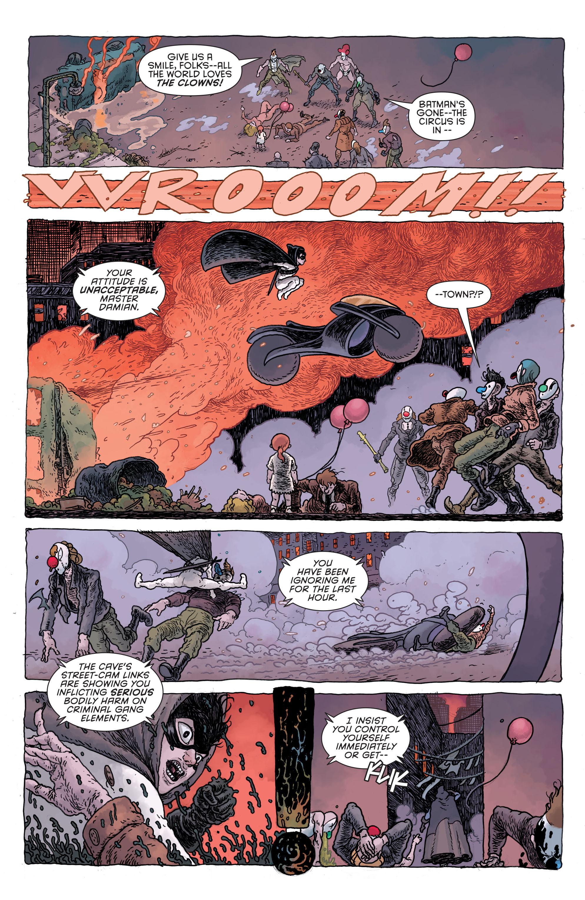 Read online Secret Origins (2014) comic -  Issue #4 - 28