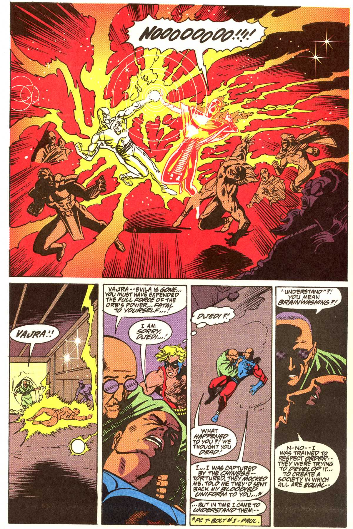 Read online Peter Cannon--Thunderbolt (1992) comic -  Issue #12 - 10