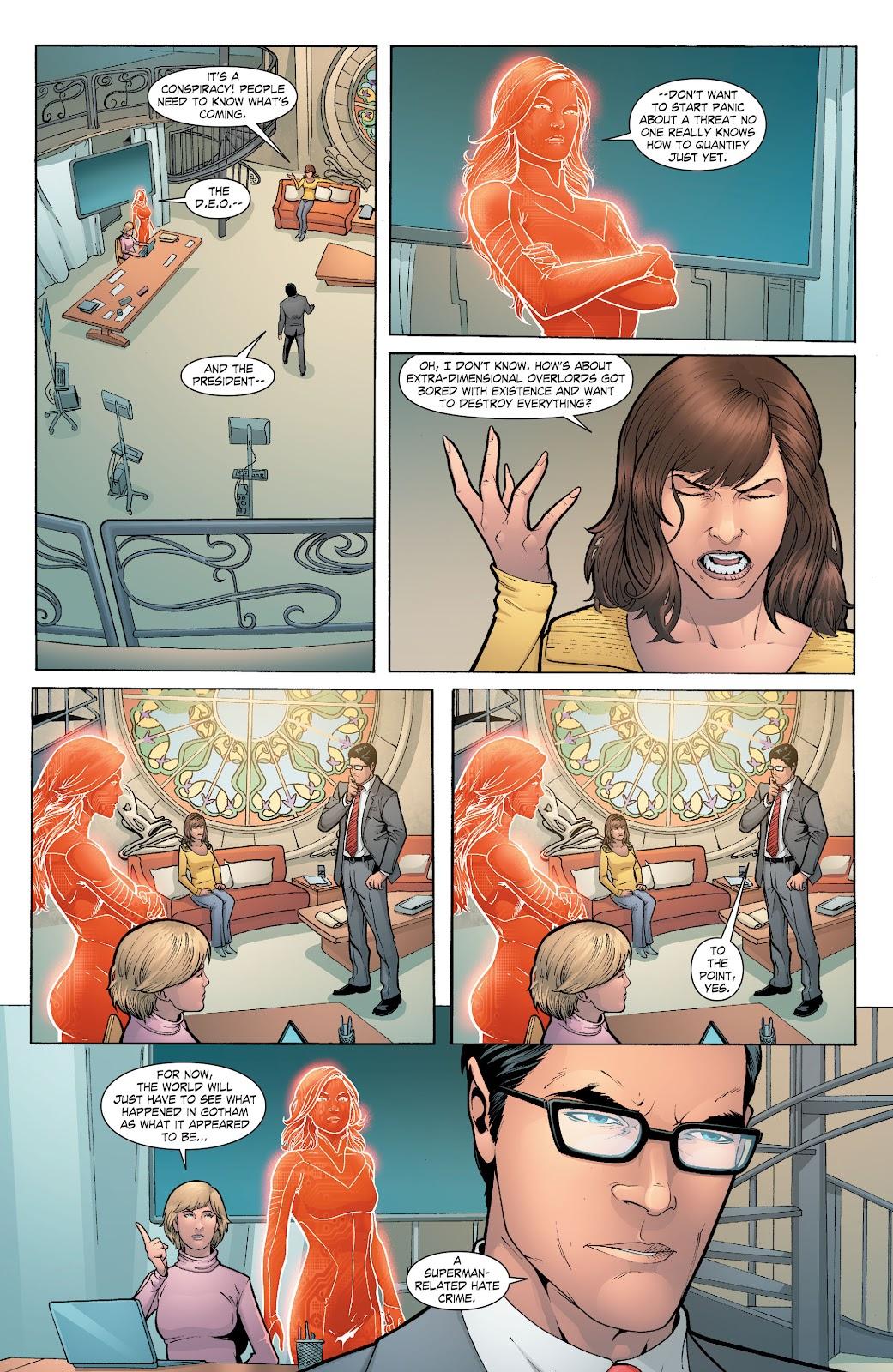 Read online Smallville Season 11 [II] comic -  Issue # TPB 6 - 169
