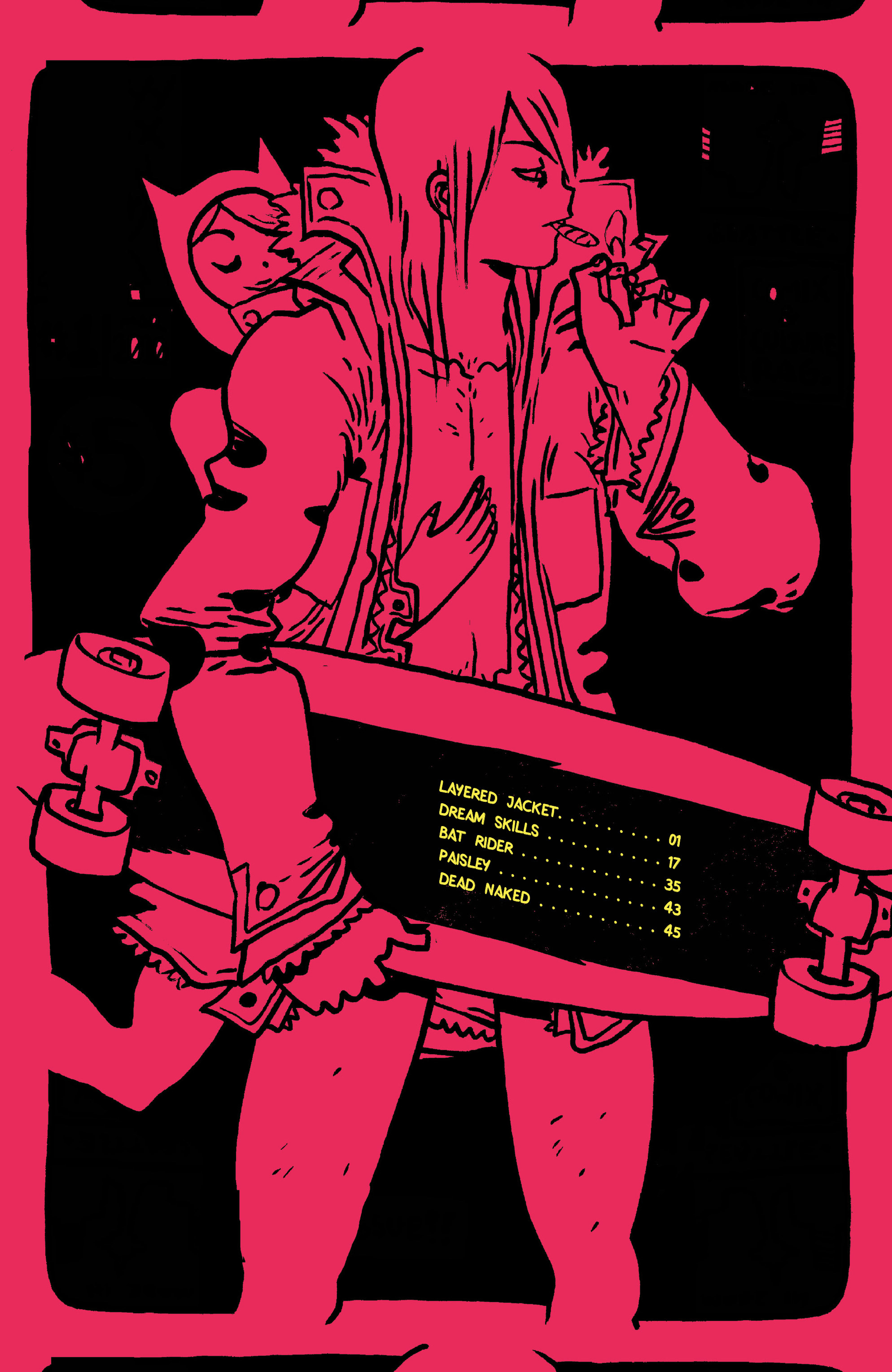 Read online Sun Bakery comic -  Issue #3 - 3