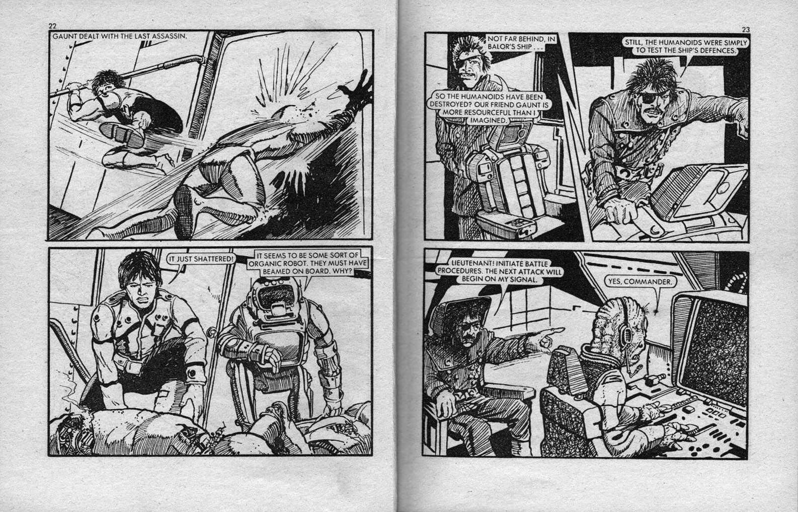 Starblazer issue 28 - Page 12