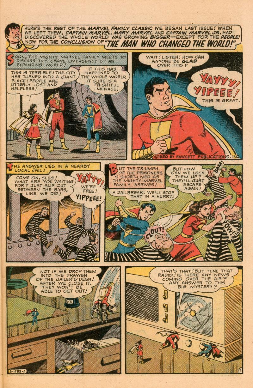 Read online Shazam! (1973) comic -  Issue #7 - 17