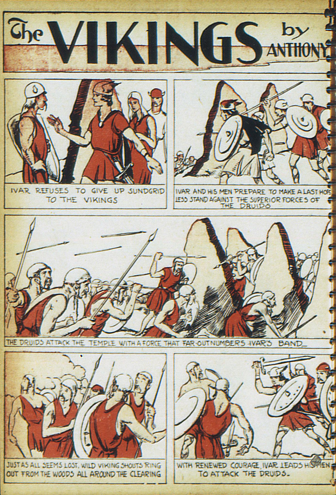 Read online Adventure Comics (1938) comic -  Issue #17 - 47