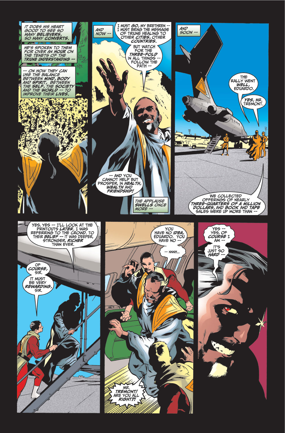 Read online Avengers (1998) comic -  Issue #26 - 10
