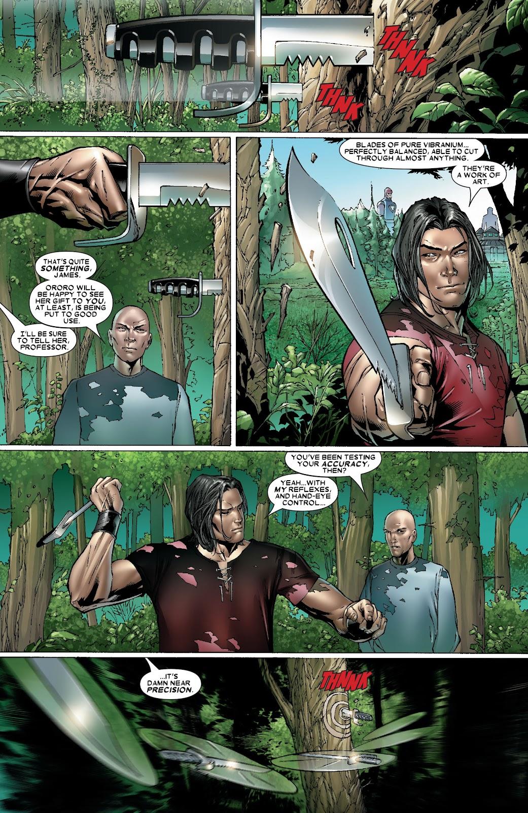 Uncanny X-Men (1963) issue 475 - Page 11
