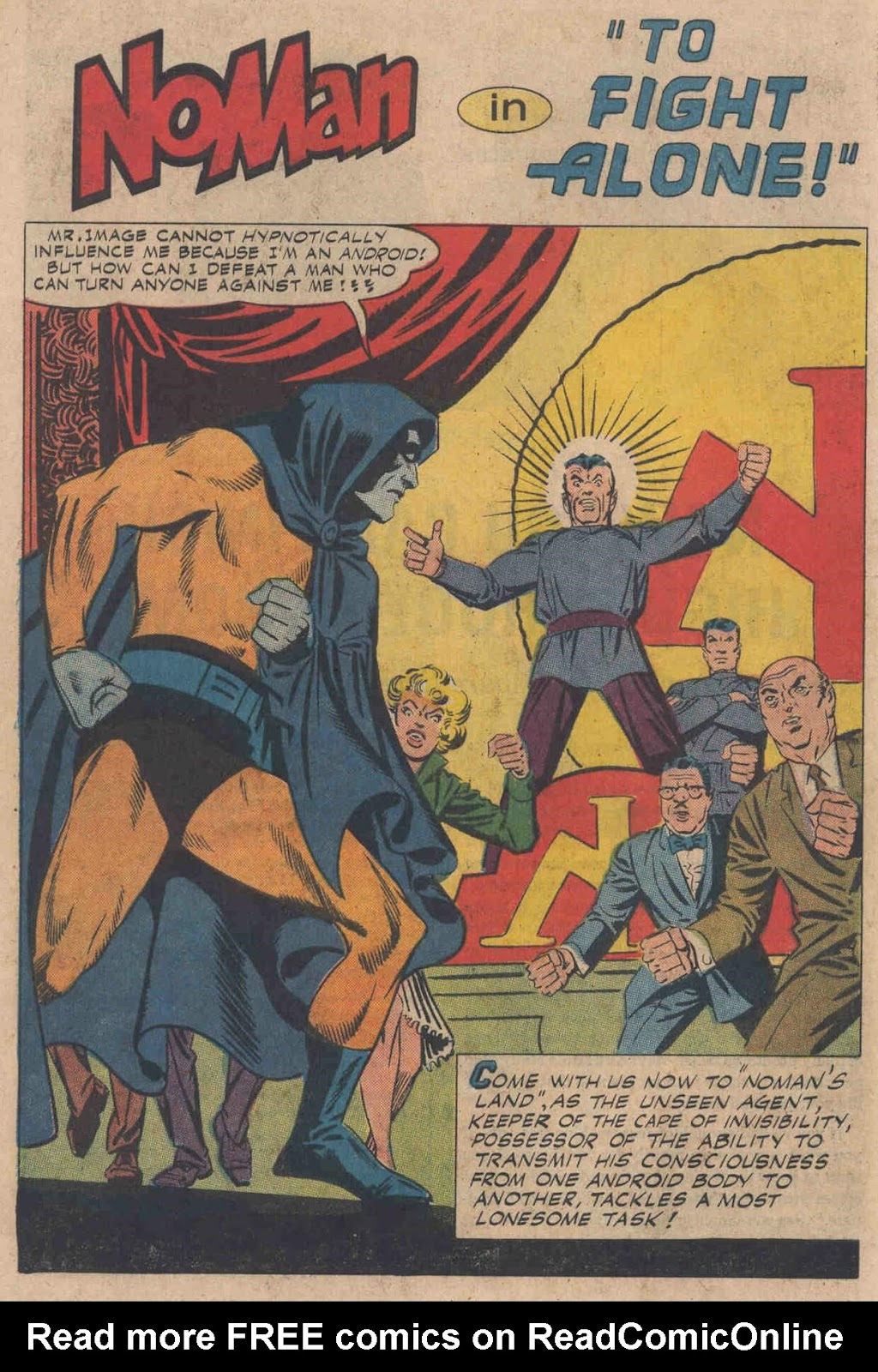 T.H.U.N.D.E.R. Agents (1965) issue 6 - Page 56