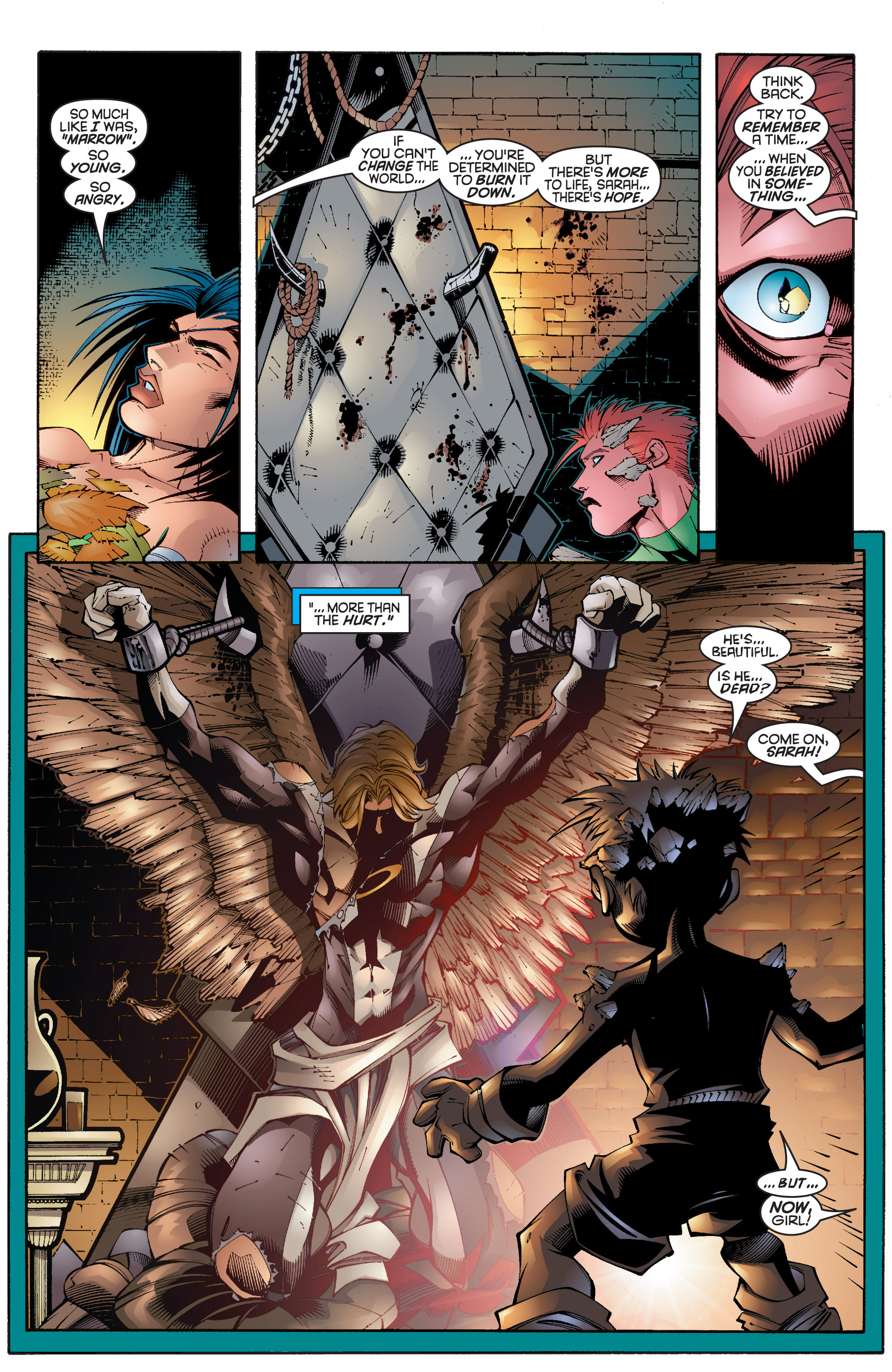 Read online Uncanny X-Men (1963) comic -  Issue #347 - 9