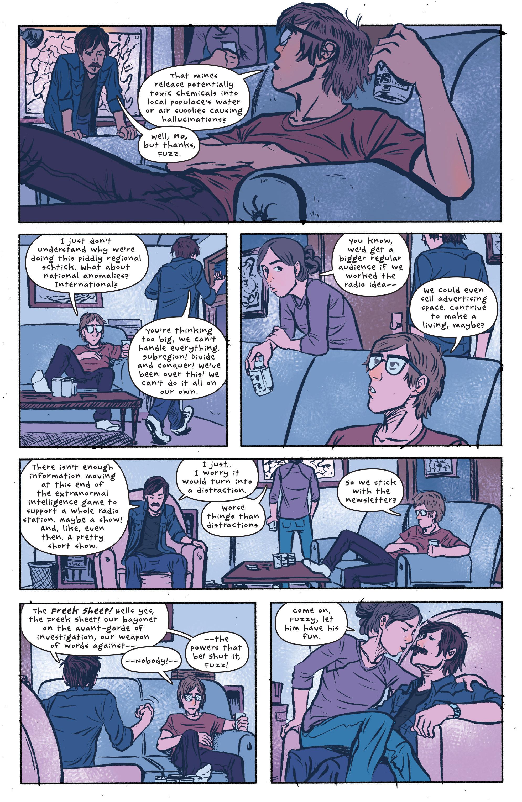 Read online UFOlogy comic -  Issue #3 - 18