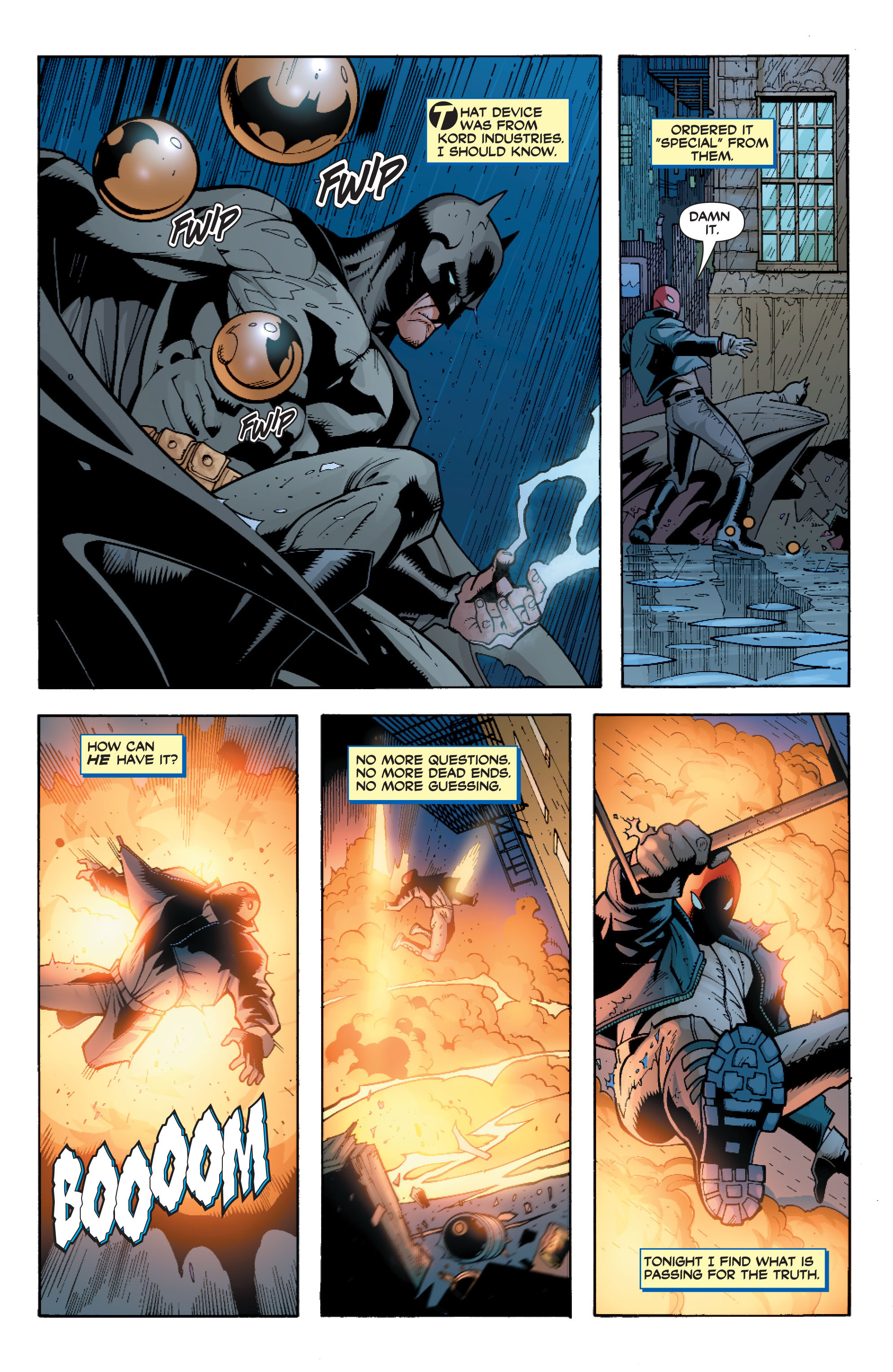 Read online Batman: Under The Red Hood comic -  Issue # Full - 162