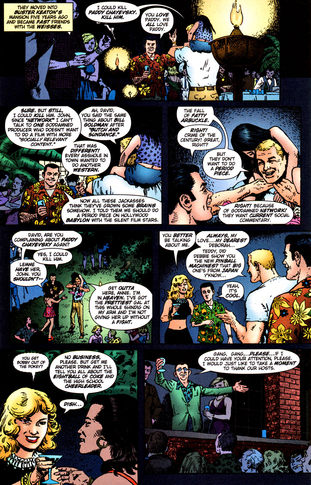 Read online Caper comic -  Issue #5 - 13