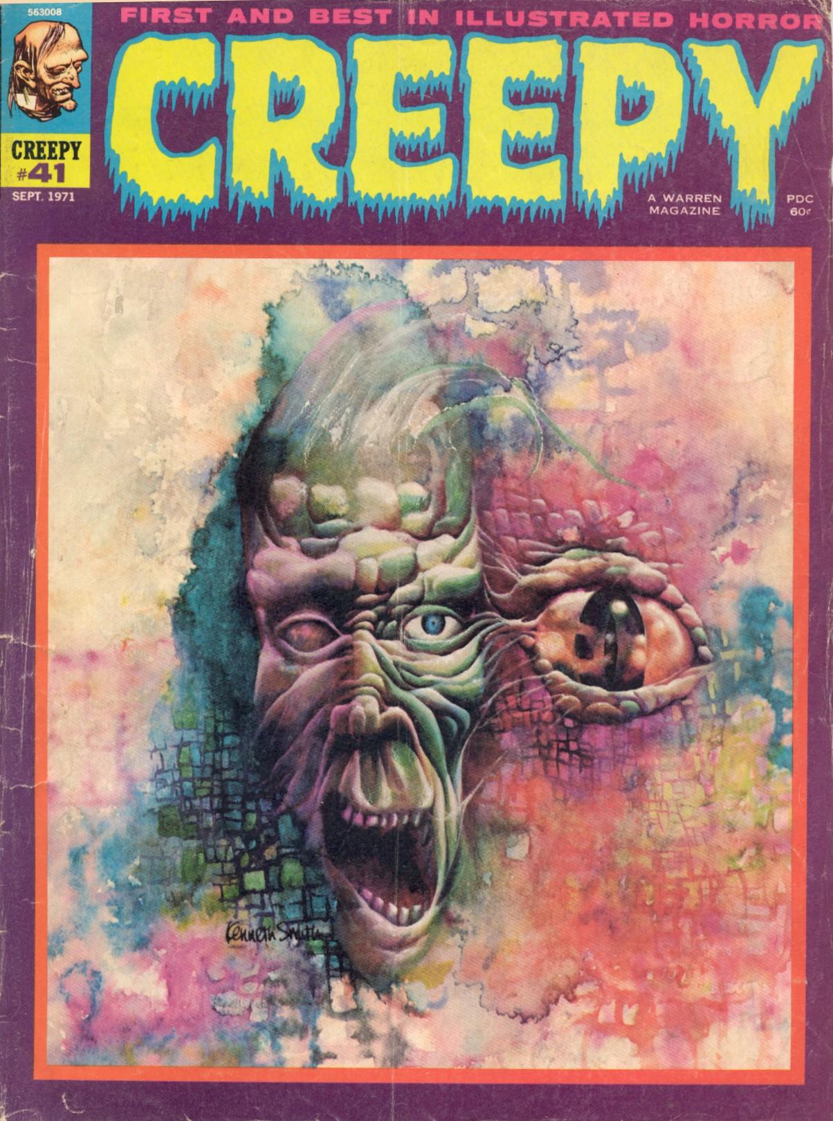 Creepy (1964) 41 Page 1