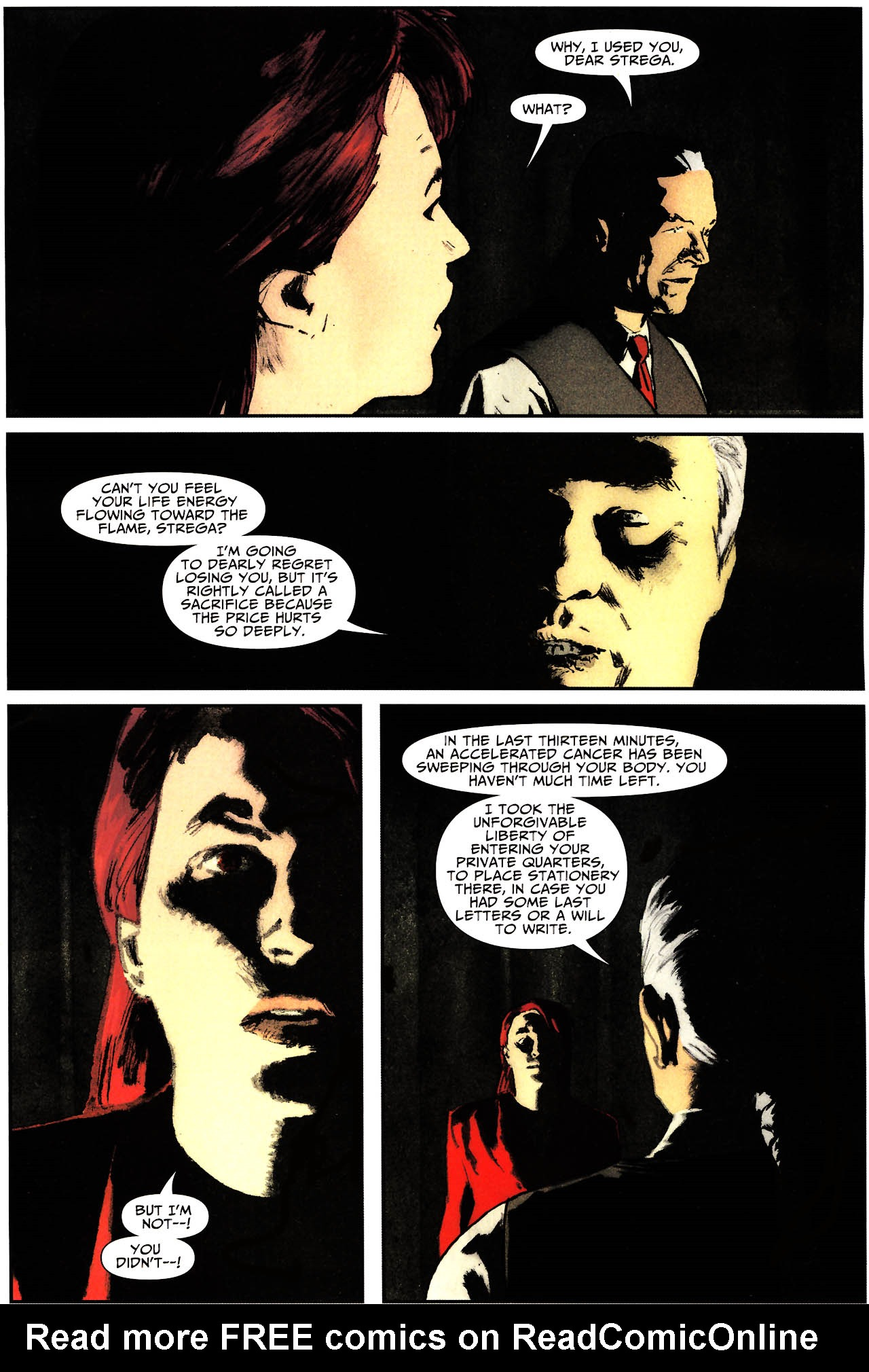 Read online Shadowpact comic -  Issue #13 - 14