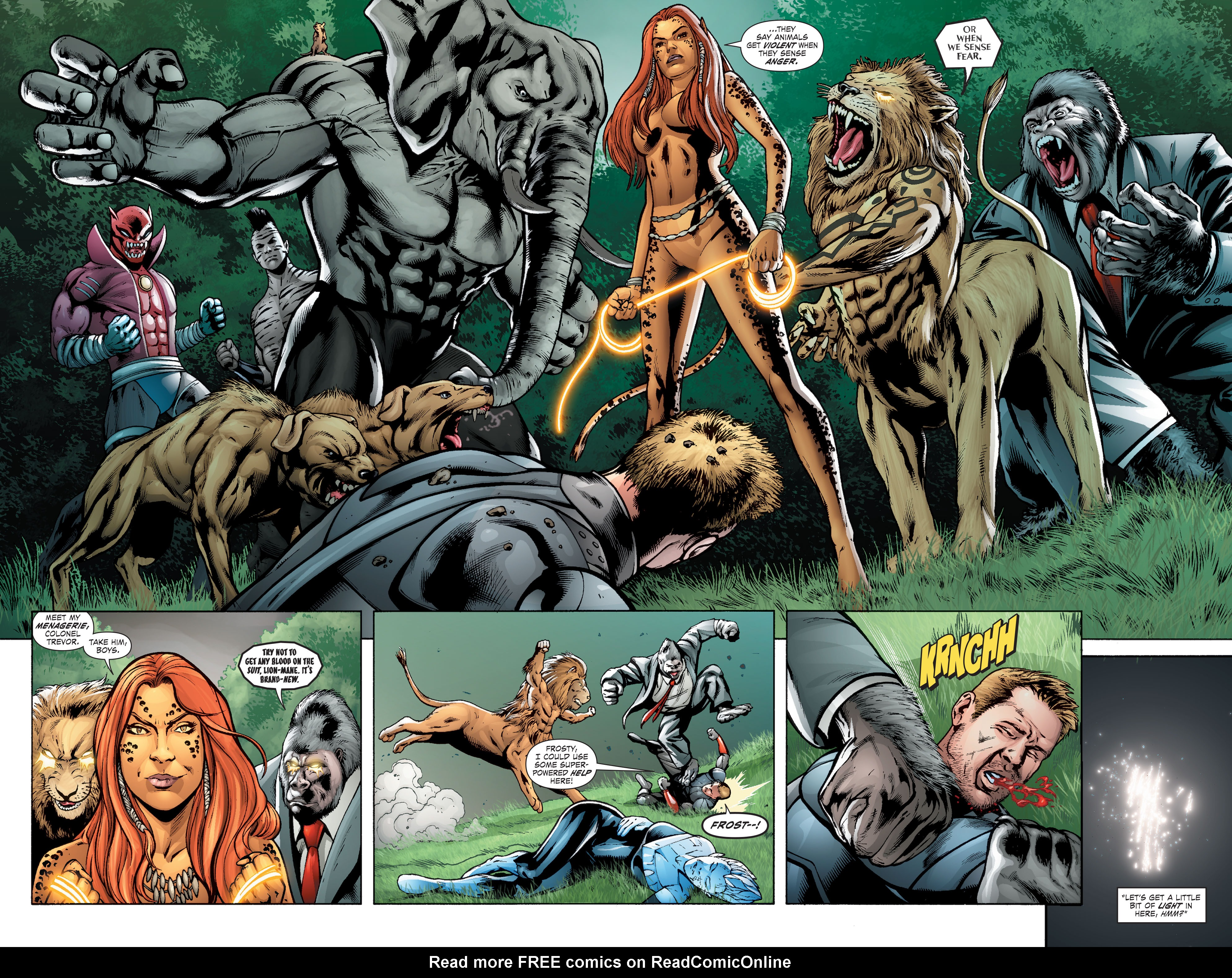 Forever Evil: A.R.G.U.S. 5 Page 9