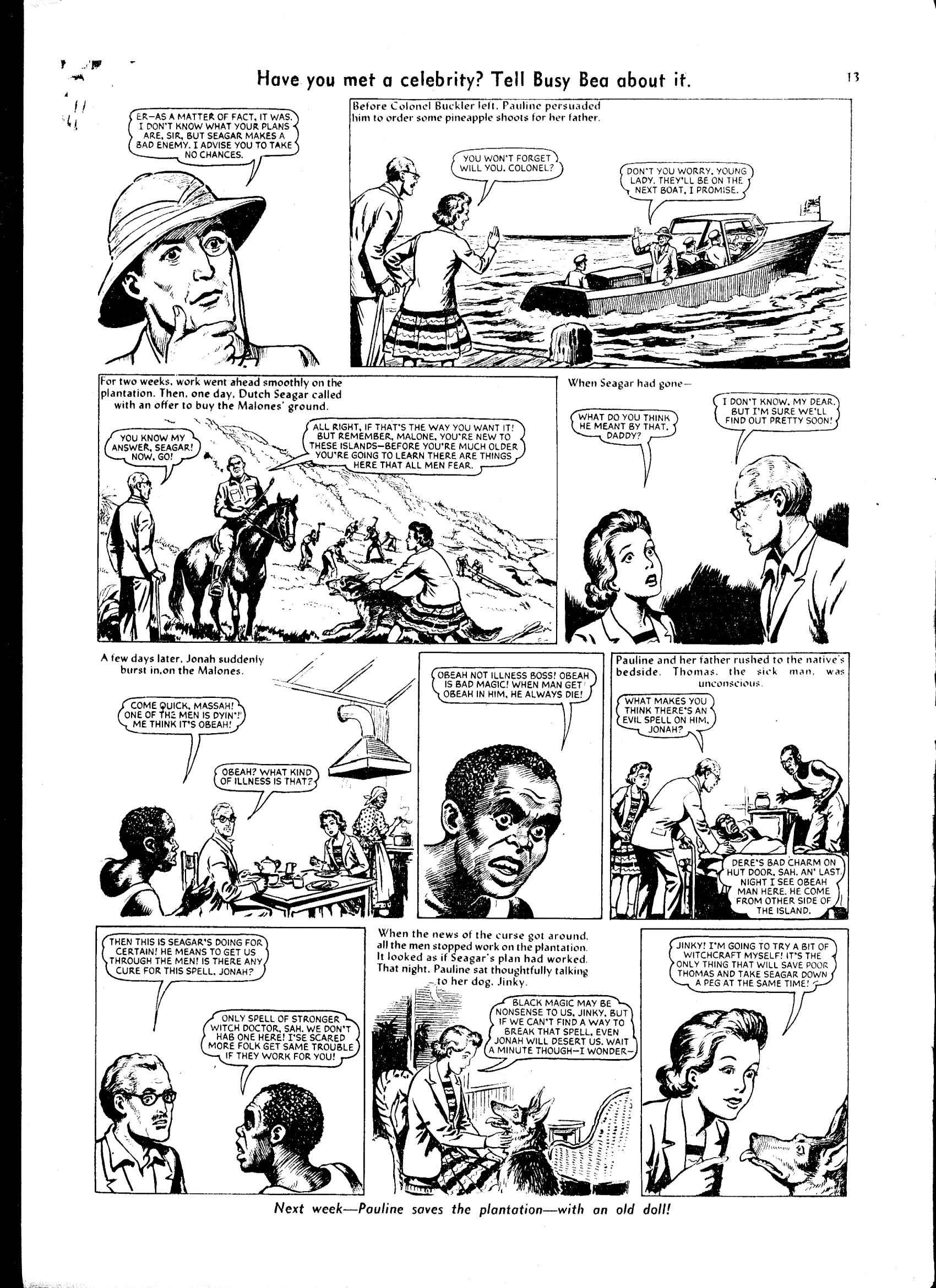 Read online Judy comic -  Issue #32 - 13