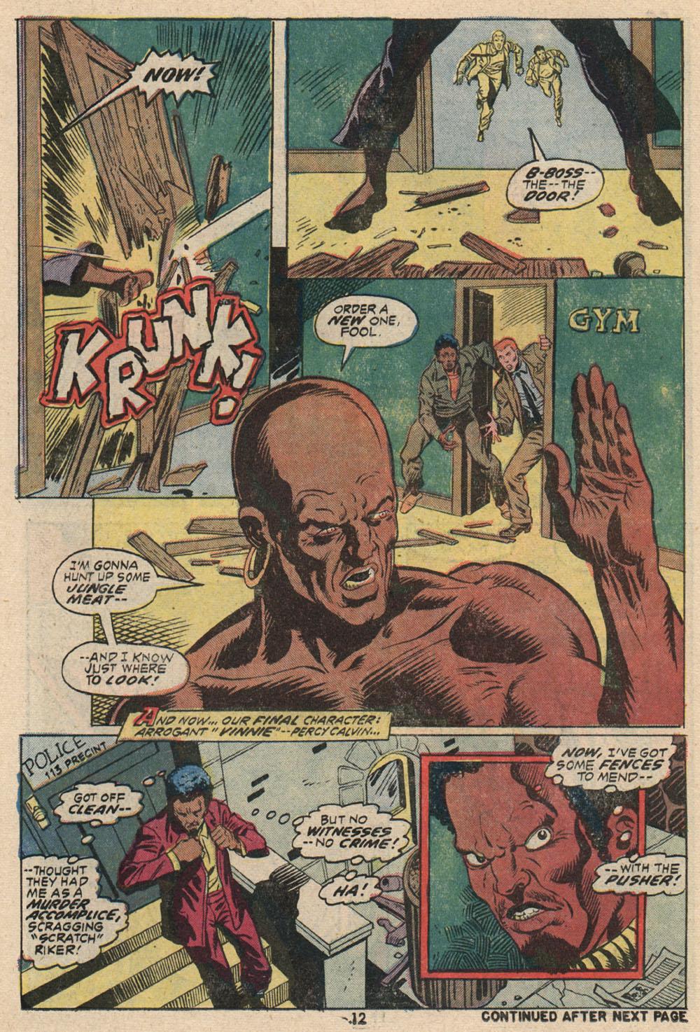 Read online Astonishing Tales (1970) comic -  Issue #16 - 10
