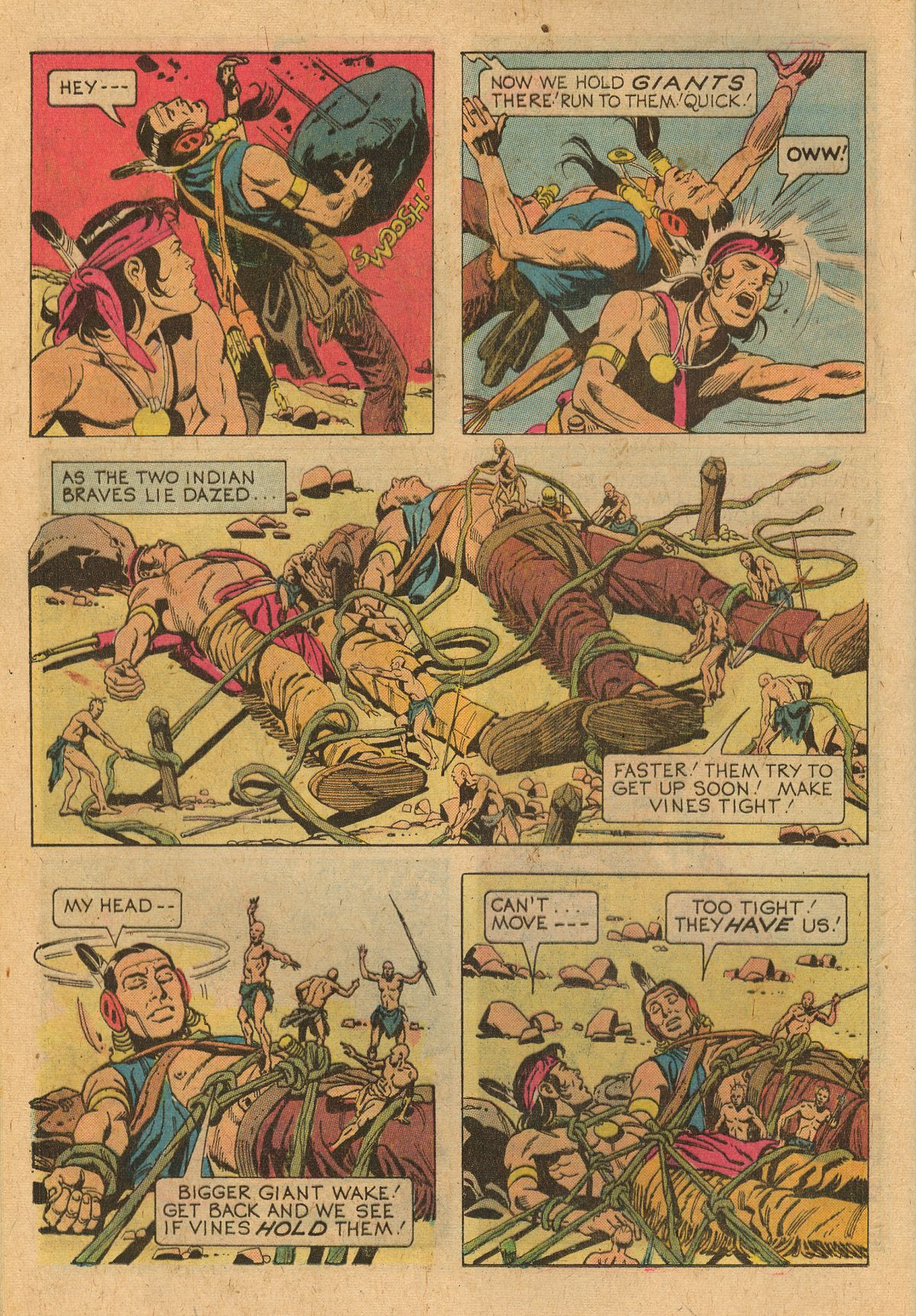 Read online Turok, Son of Stone comic -  Issue #107 - 12