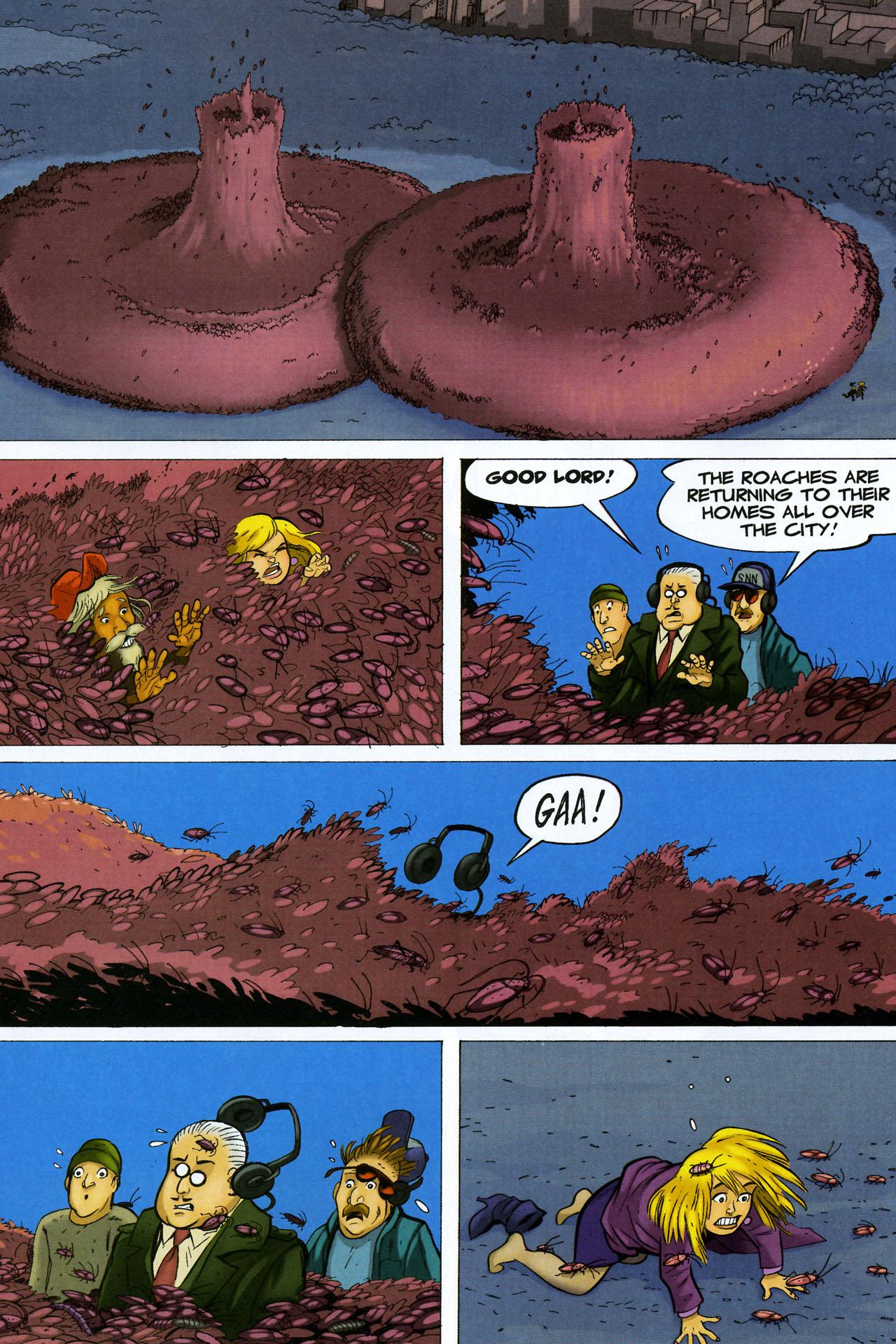 Read online Shazam!: The Monster Society of Evil comic -  Issue #4 - 40