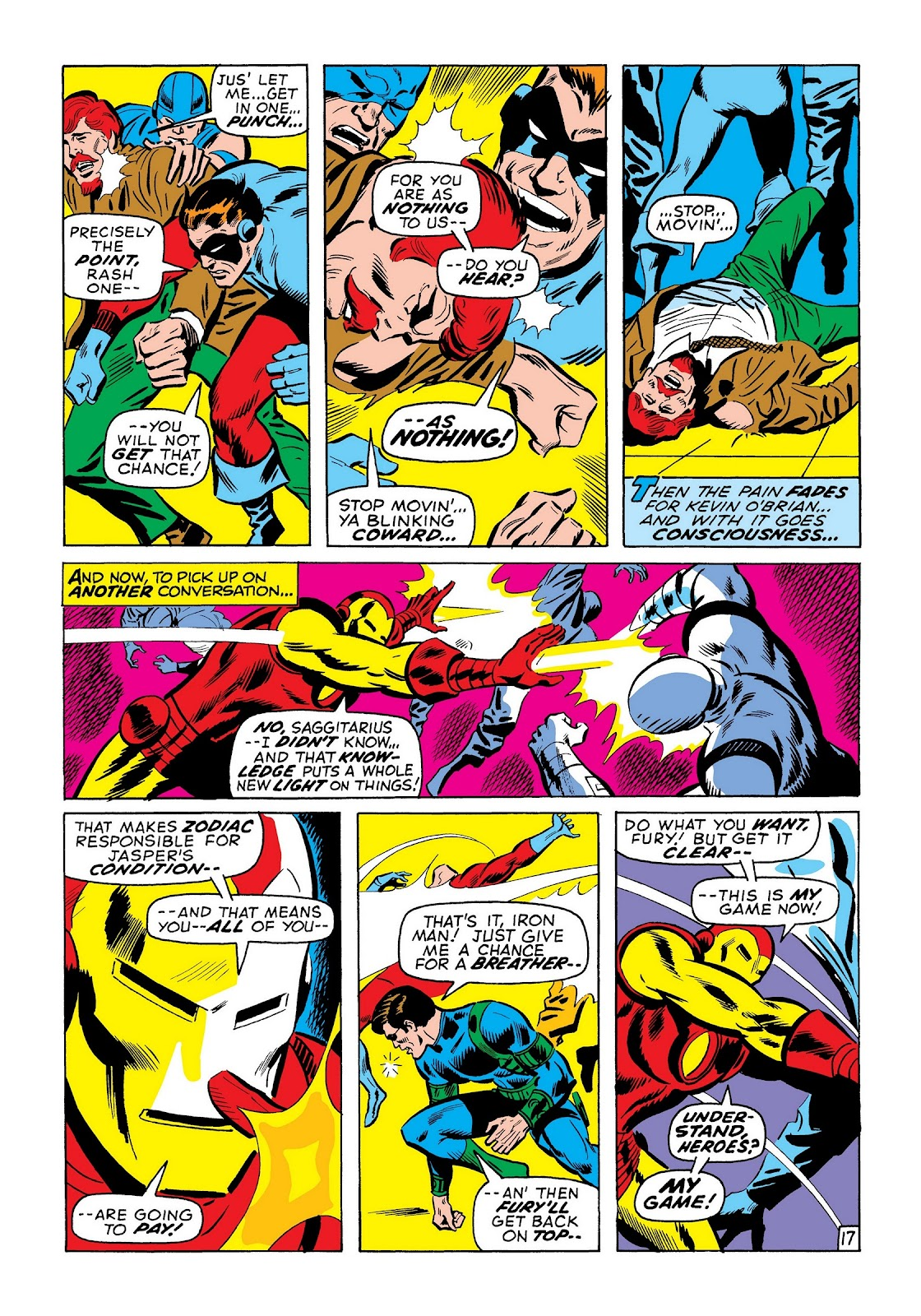Read online Marvel Masterworks: The Invincible Iron Man comic -  Issue # TPB 7 (Part 3) - 5