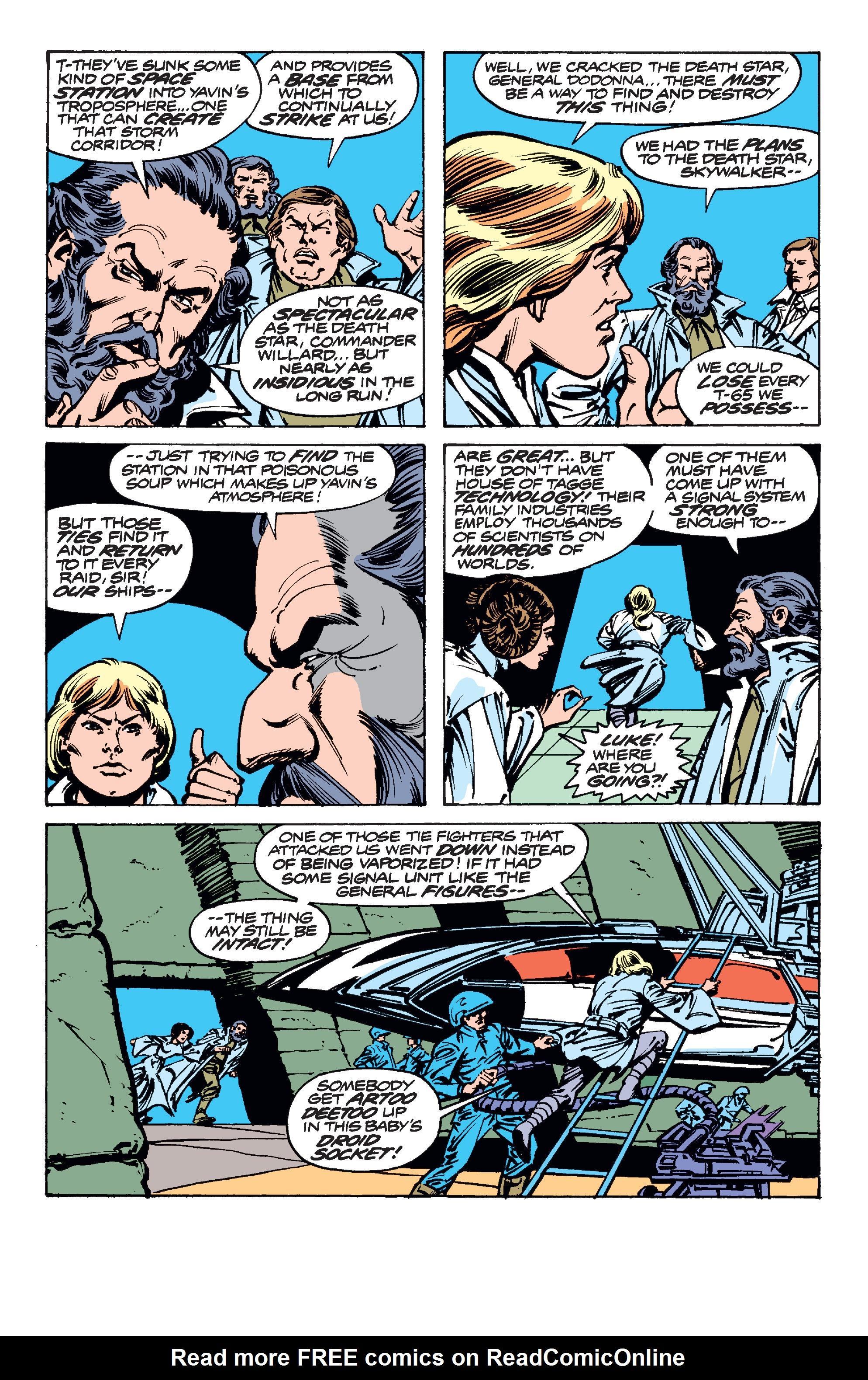 Read online Star Wars Omnibus comic -  Issue # Vol. 13 - 460