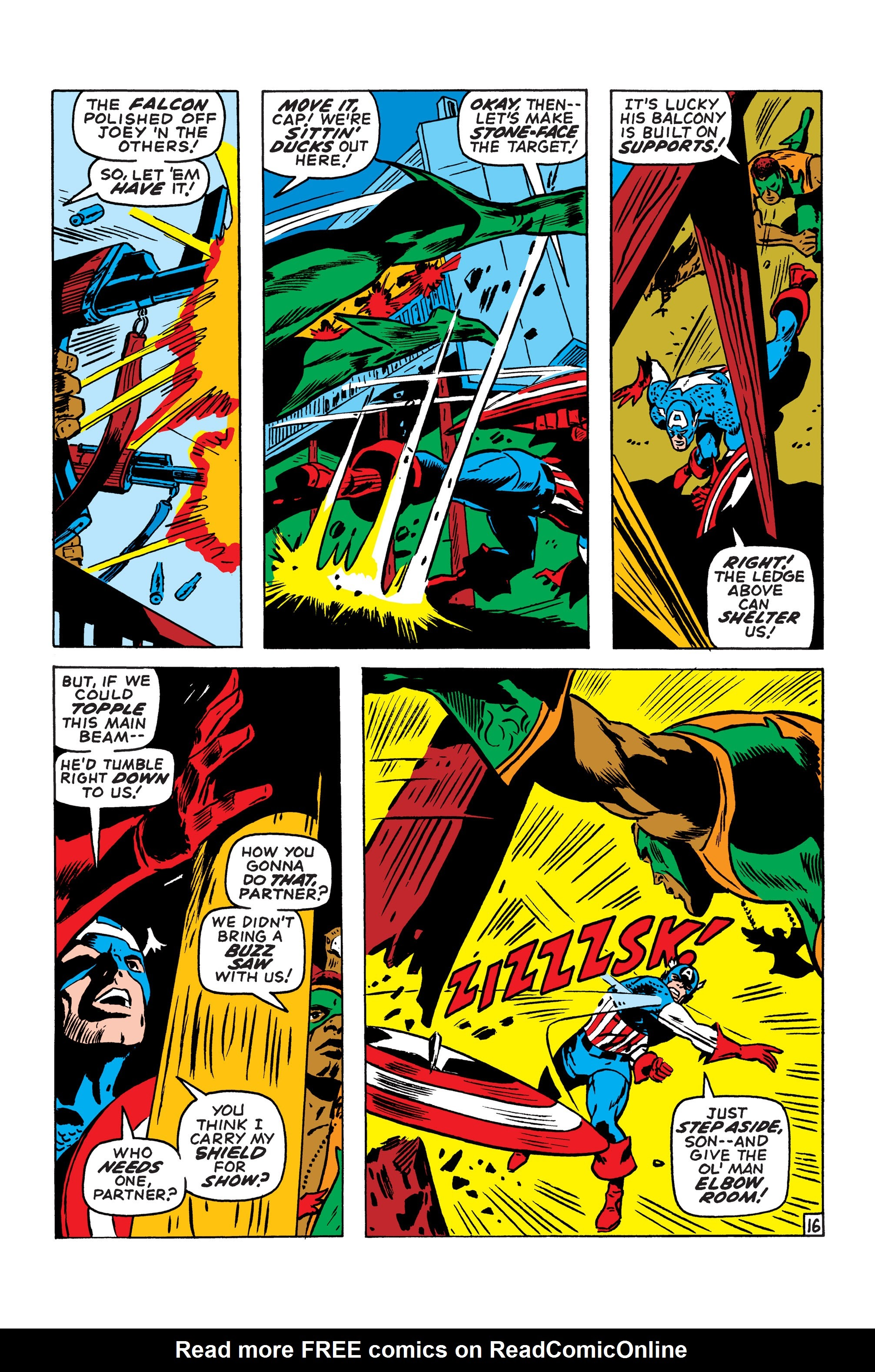 Marvel Masterworks: Captain America TPB_5_(Part_3) Page 1