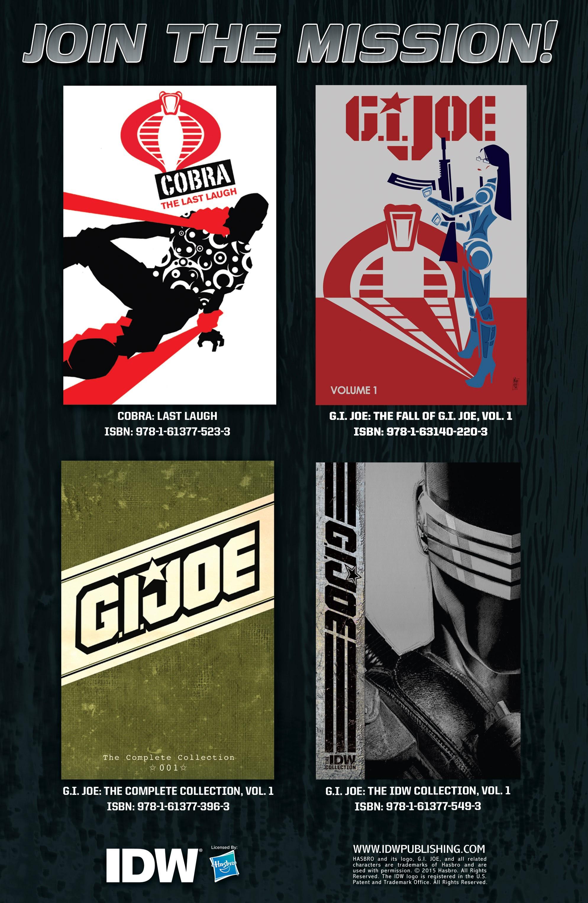 G.I. Joe (2014) #_TPB_2 #10 - English 98