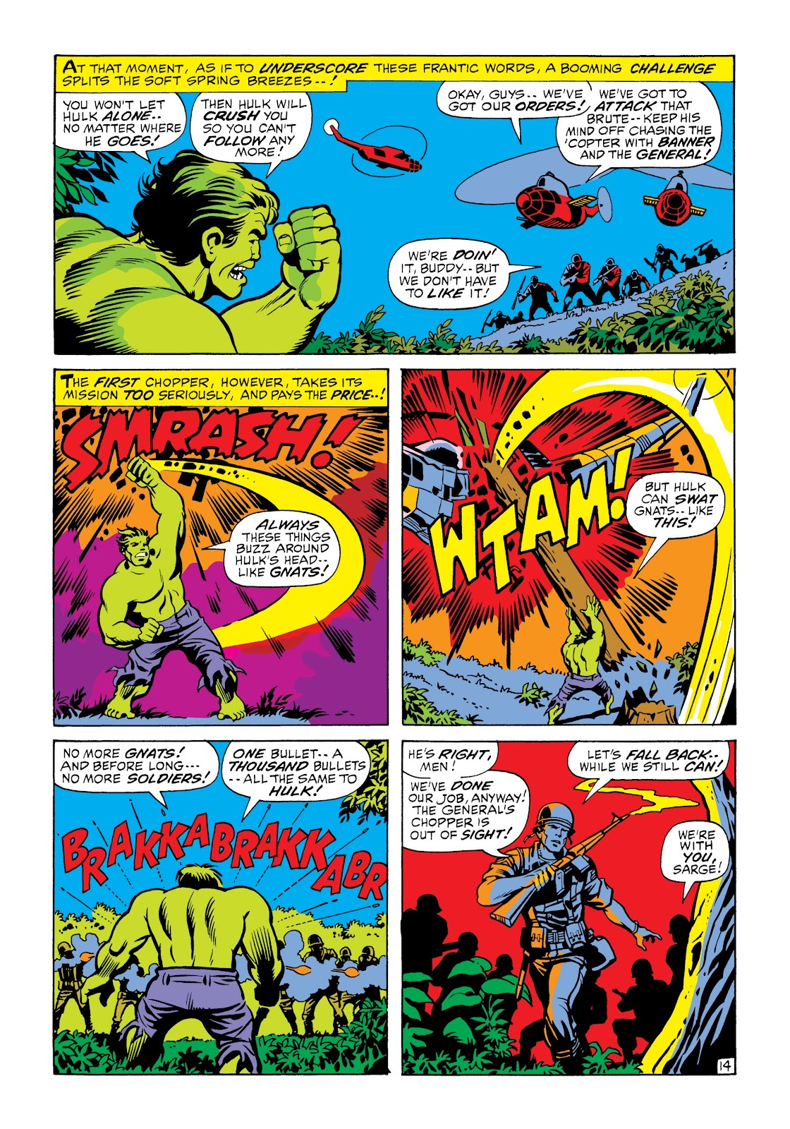 Read online Marvel Masterworks: The Incredible Hulk comic -  Issue # TPB 6 (Part 2) - 87