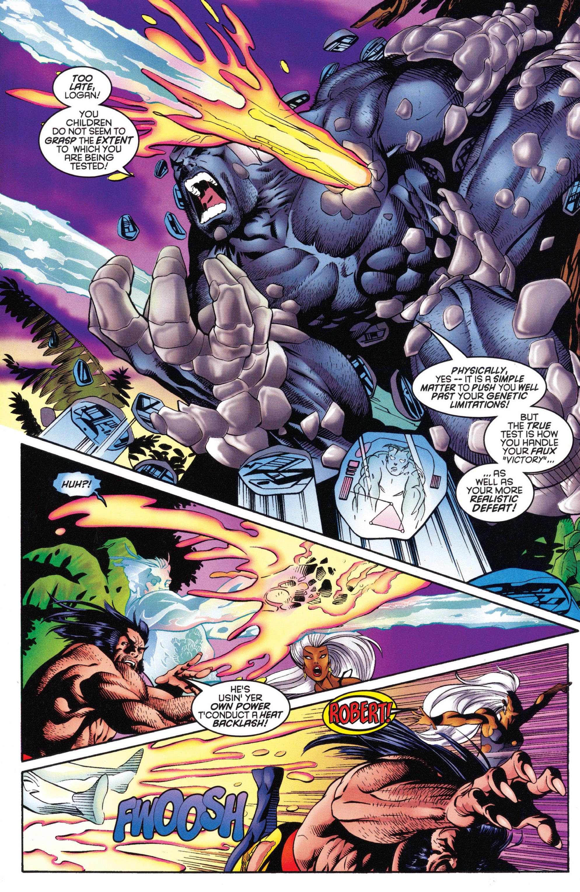 X-Men (1991) 50 Page 23