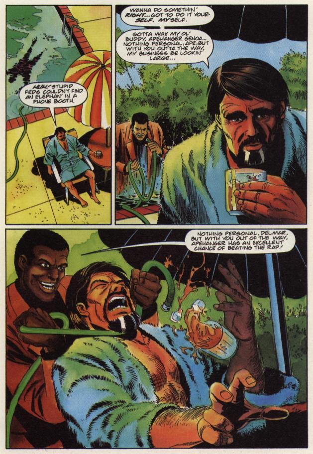 Read online Shadowman (1992) comic -  Issue #36 - 7