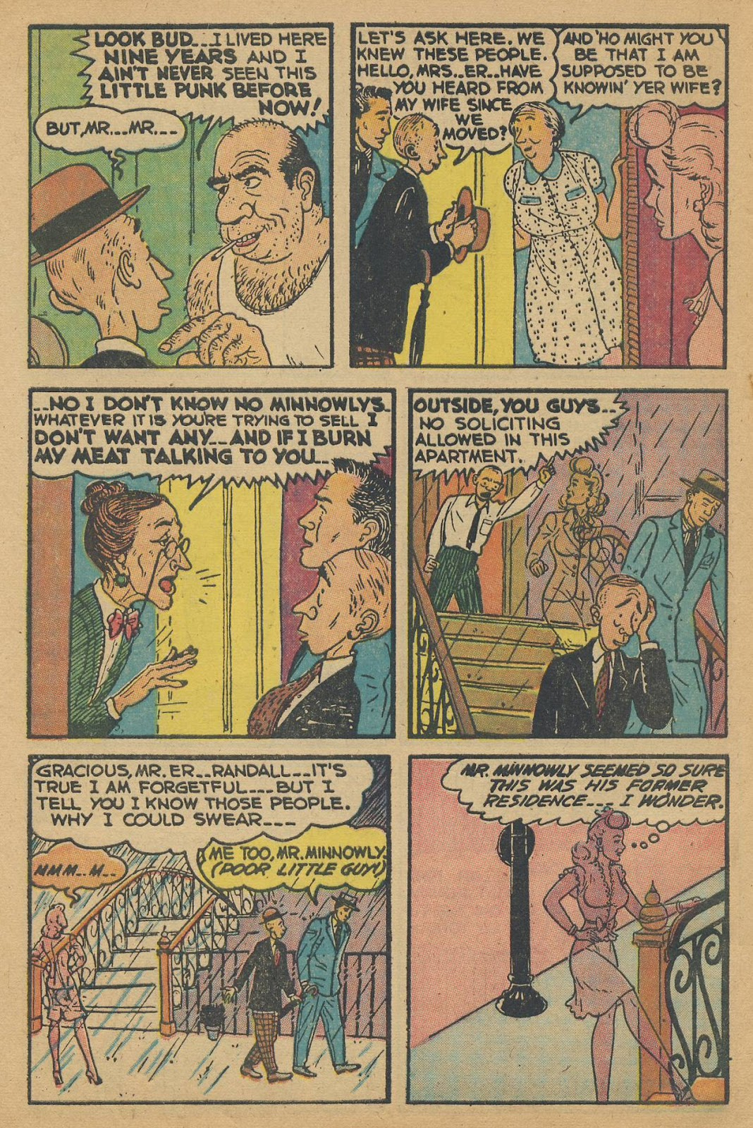 Read online Famous Funnies comic -  Issue #150 - 14