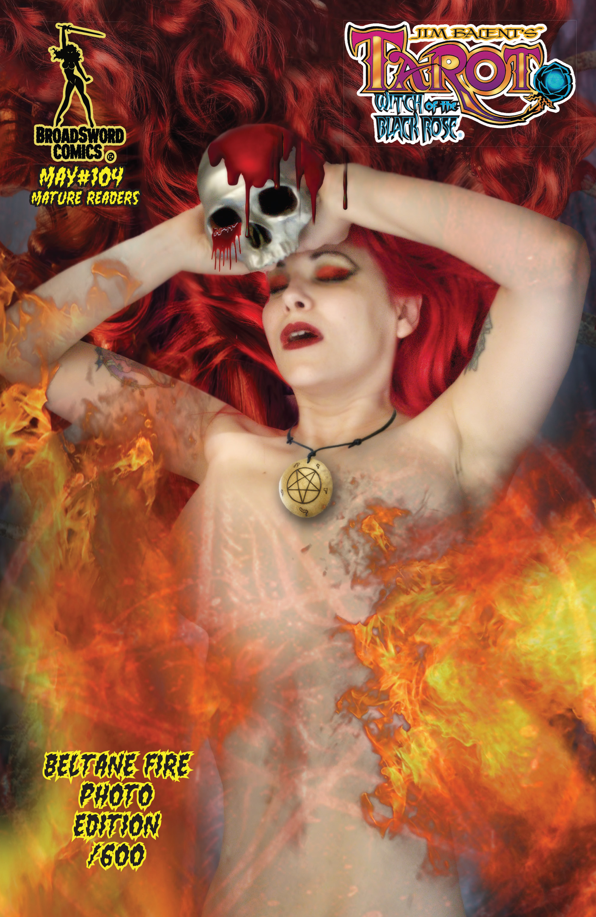 Read online Tarot: Witch of the Black Rose comic -  Issue #104 - 3