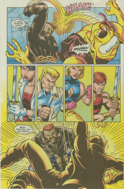Read online Ex-Mutants comic -  Issue #10 - 27