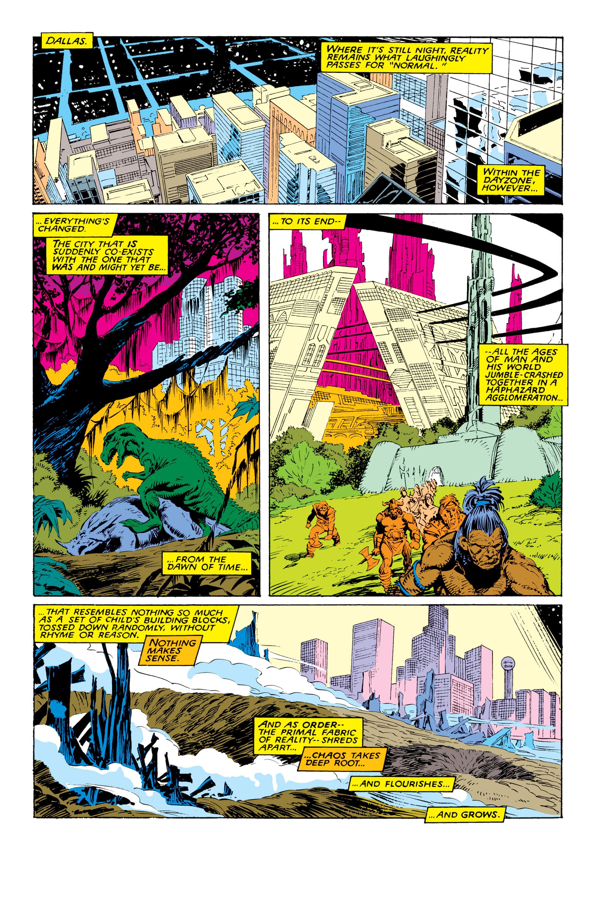 Read online Uncanny X-Men (1963) comic -  Issue #226 - 11