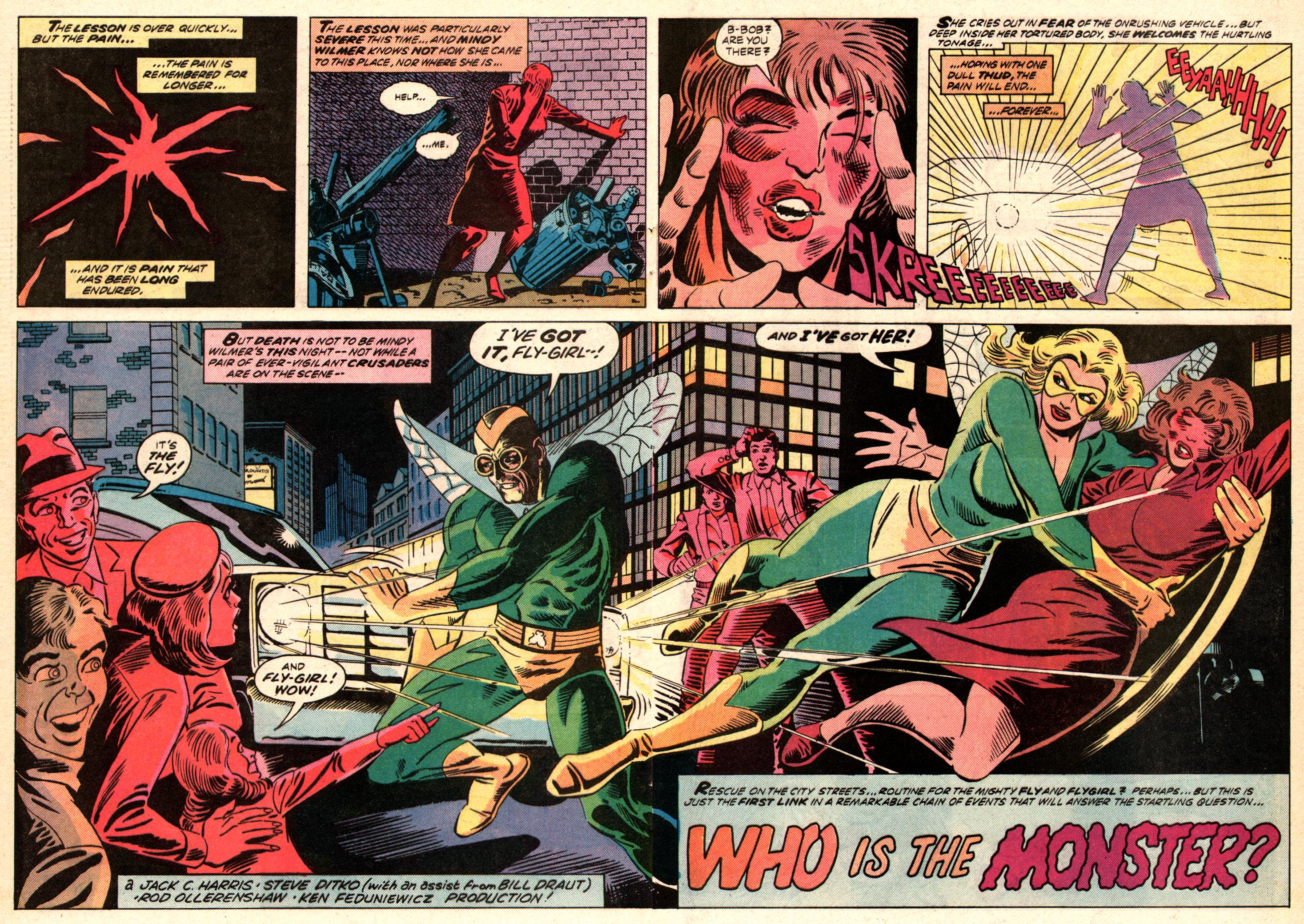 Read online The Fly (1983) comic -  Issue #3 - 4