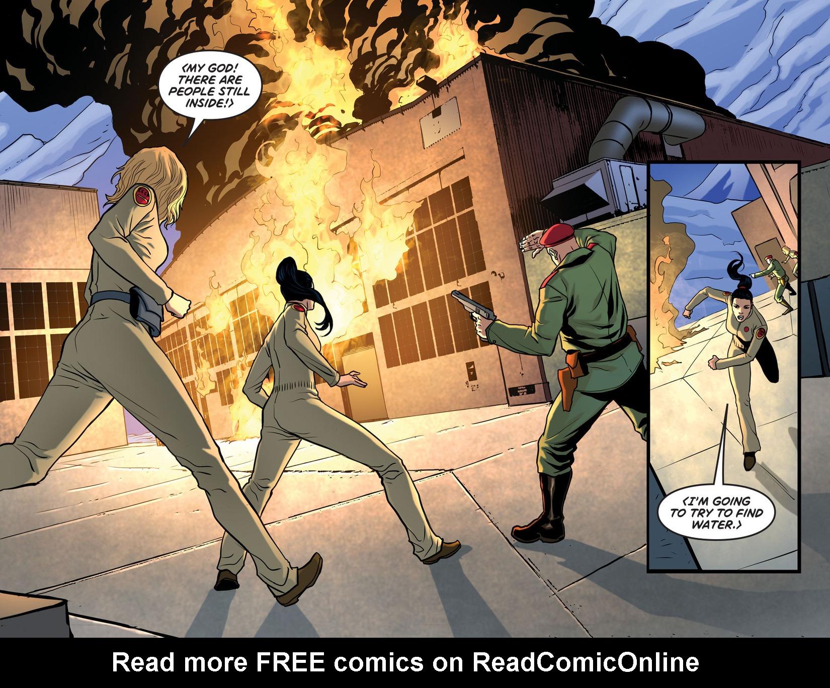 Read online Wonder Woman '77 [I] comic -  Issue #26 - 14