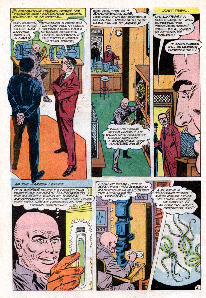 Read online Action Comics (1938) comic -  Issue #363 - 4