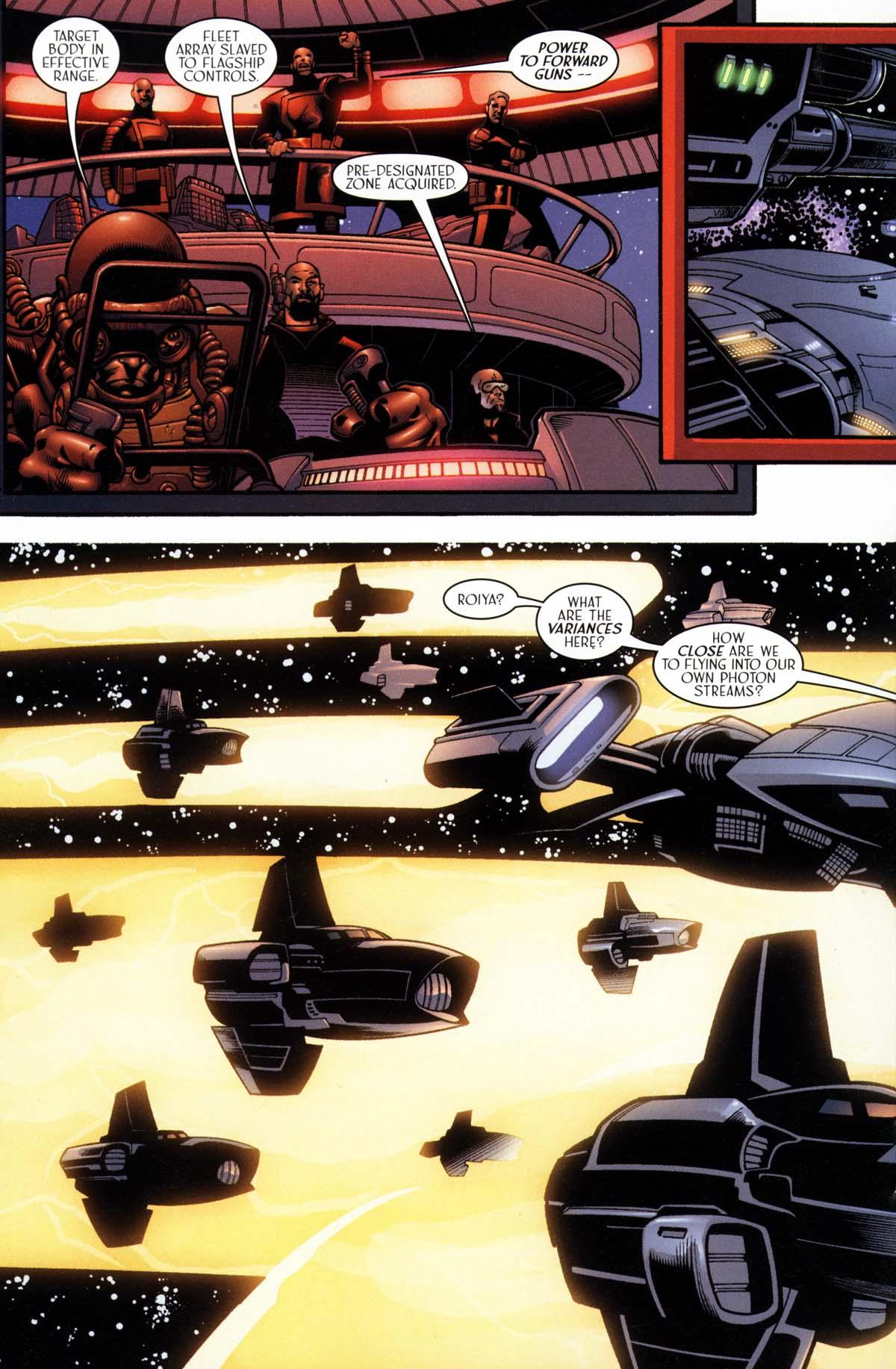 Read online Sigil (2000) comic -  Issue #26 - 22