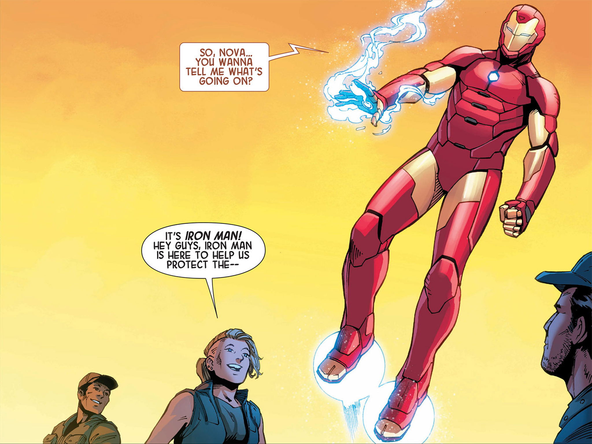 Read online A Year Of Marvels: June Infinite Comic comic -  Issue #A Year Of Marvels: June Infinite Comic Full - 31