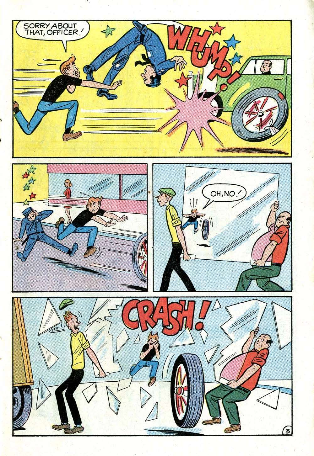 Read online Archie (1960) comic -  Issue #203 - 15