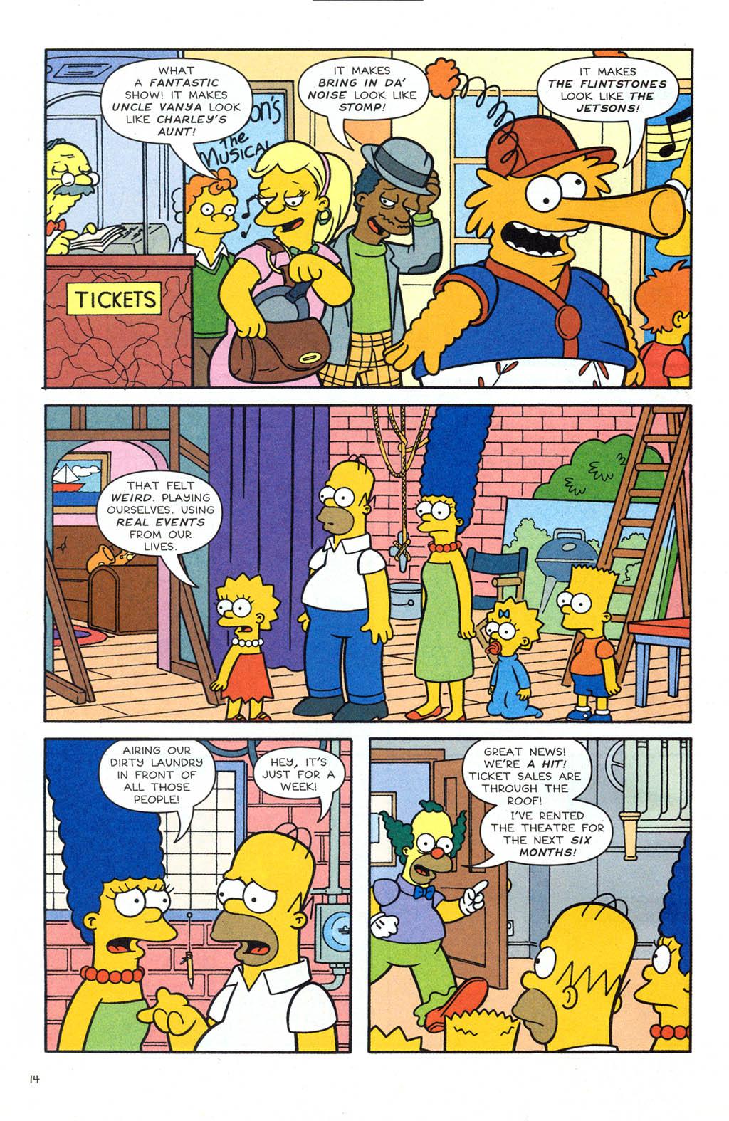 Read online Simpsons Comics comic -  Issue #106 - 15