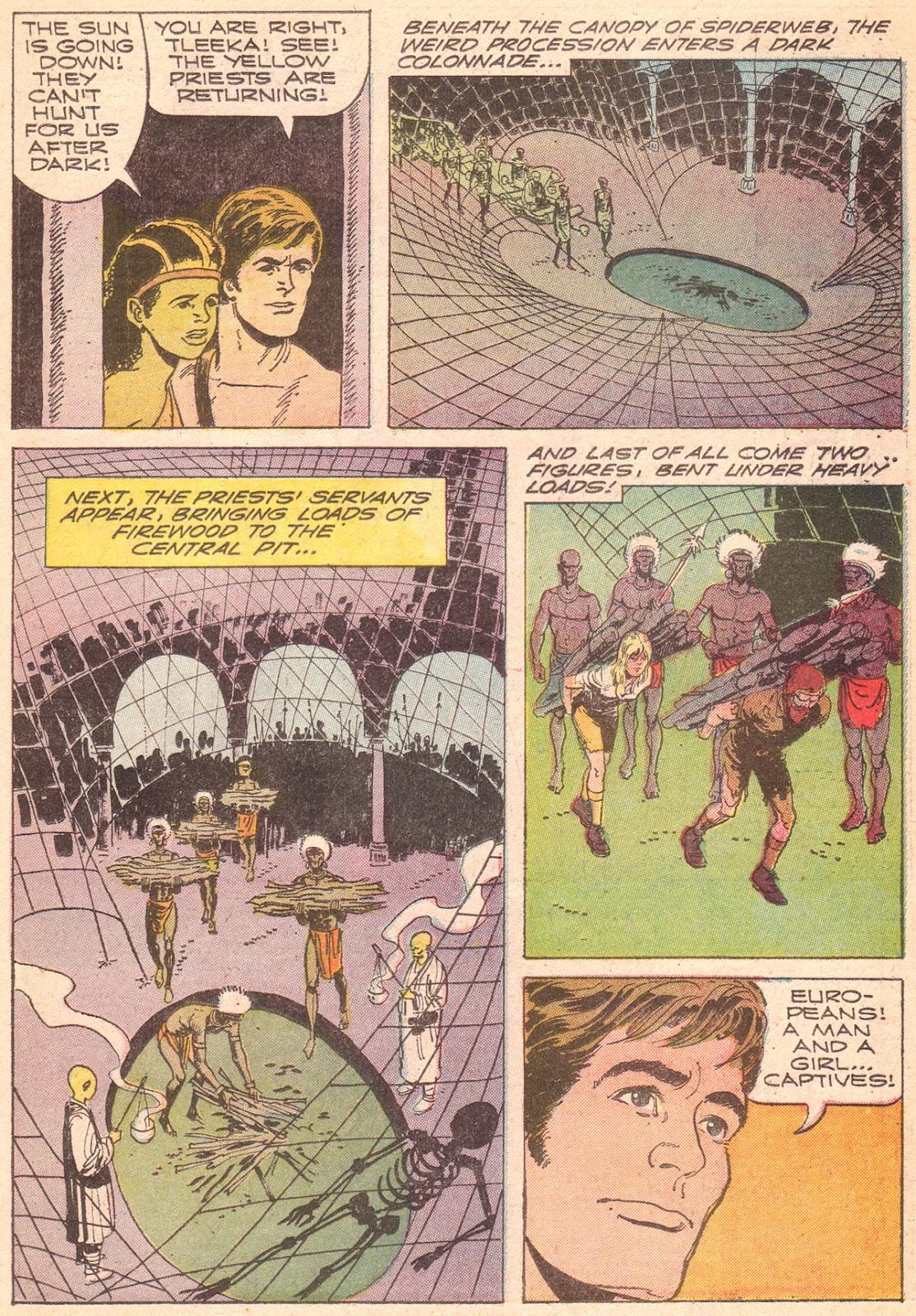 Korak, Son of Tarzan (1964) issue 39 - Page 11