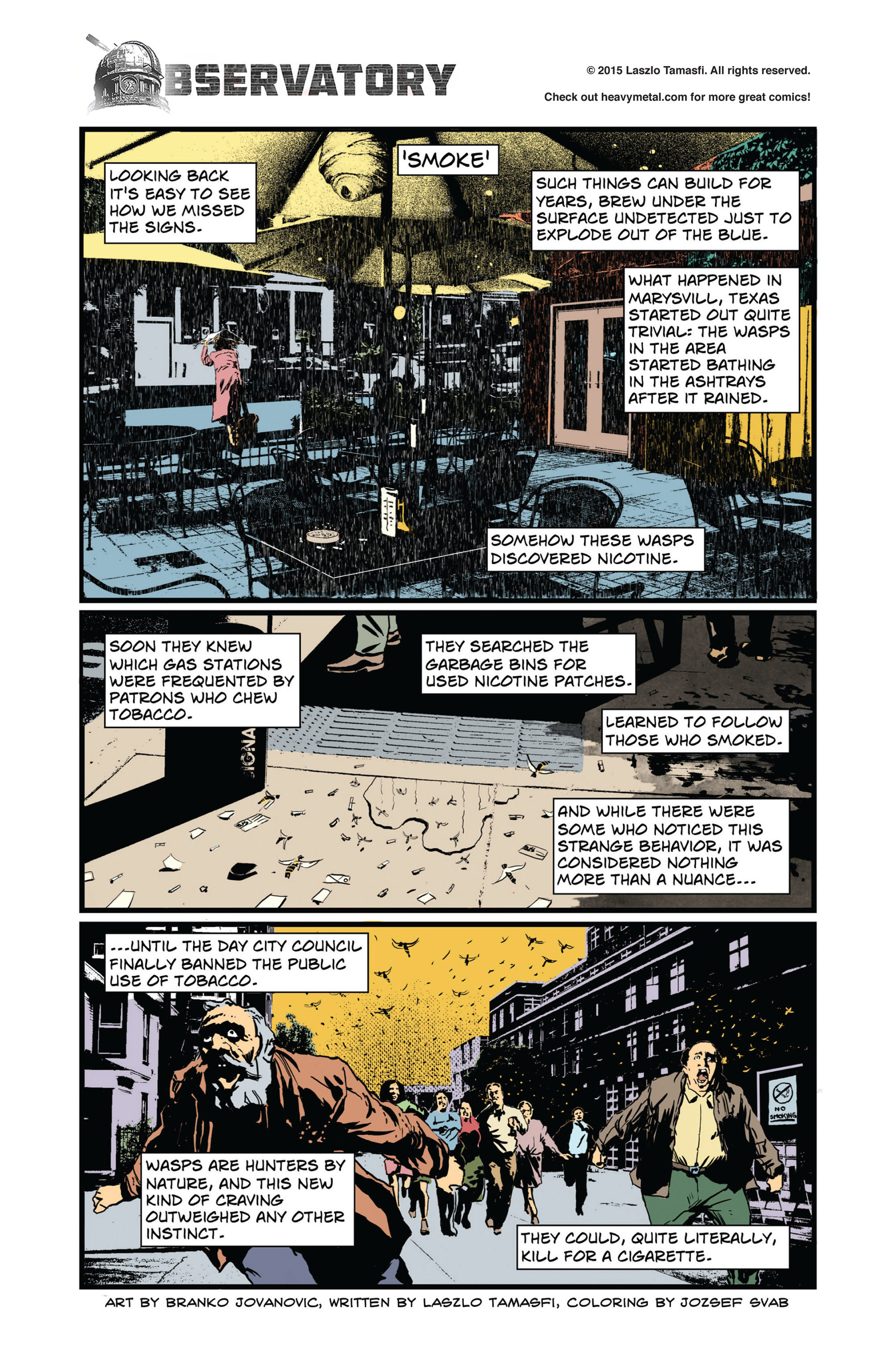 Read online Hoax Hunters (2015) comic -  Issue #3 - 28