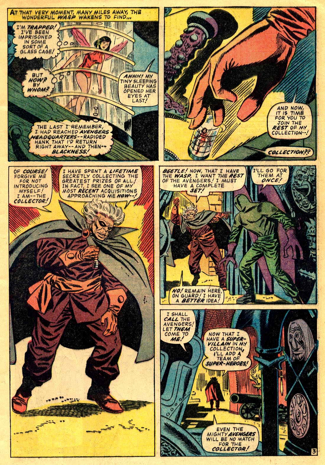 The Avengers (1963) 28 Page 4