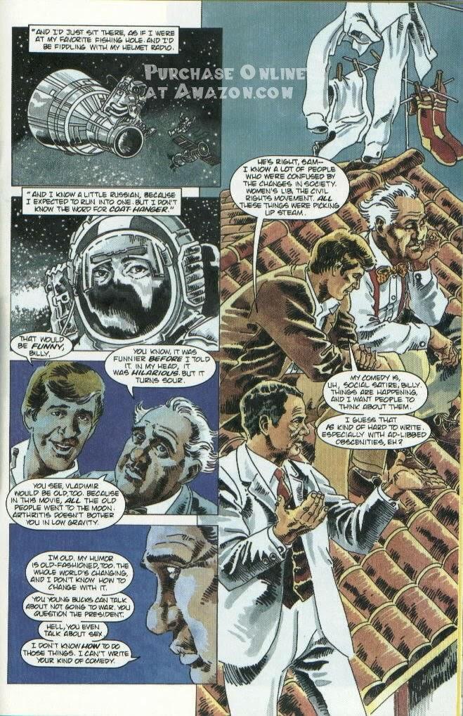 Read online Quantum Leap comic -  Issue #10 - 13