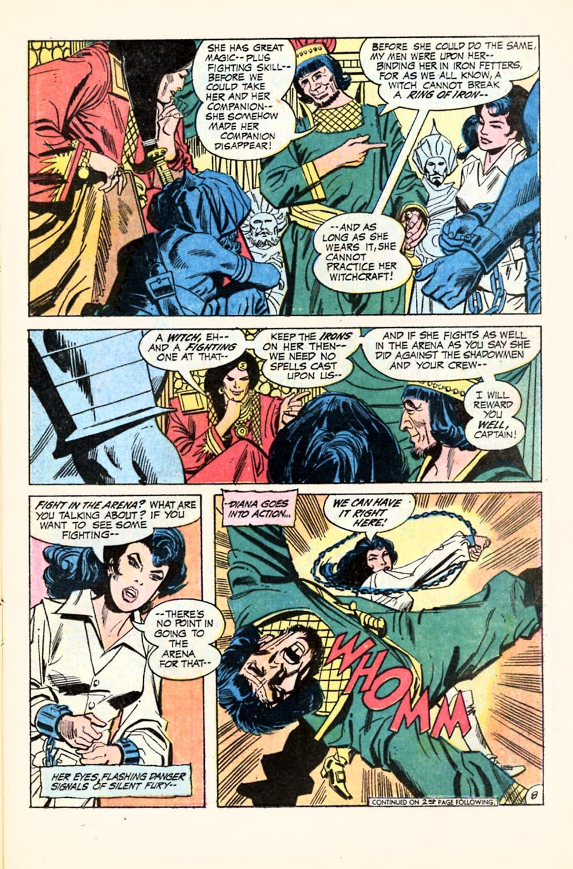 Read online Wonder Woman (1942) comic -  Issue #190 - 11