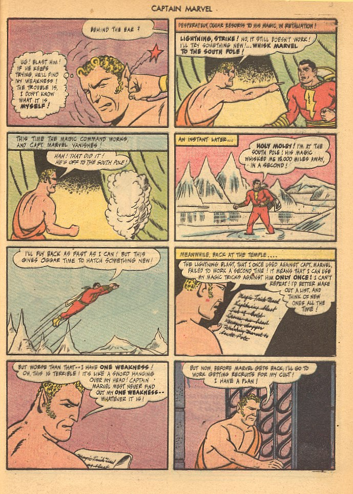 Captain Marvel Adventures issue 62 - Page 33