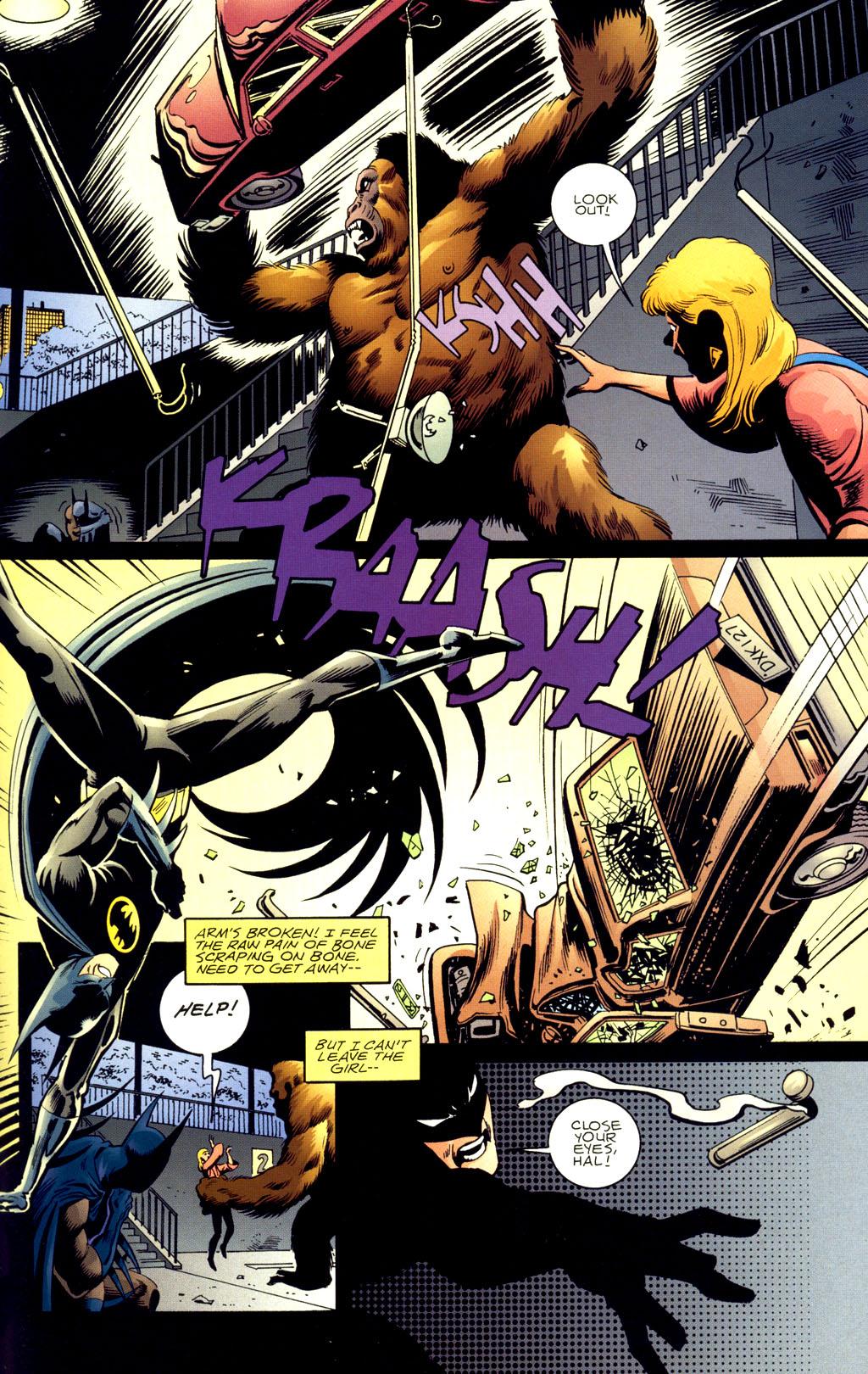 Read online Batman: Dreamland comic -  Issue # Full - 9