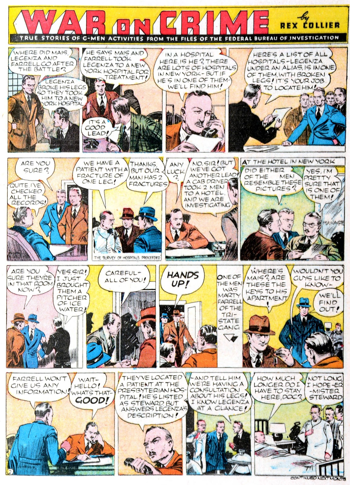 Read online Famous Funnies comic -  Issue #60 - 23