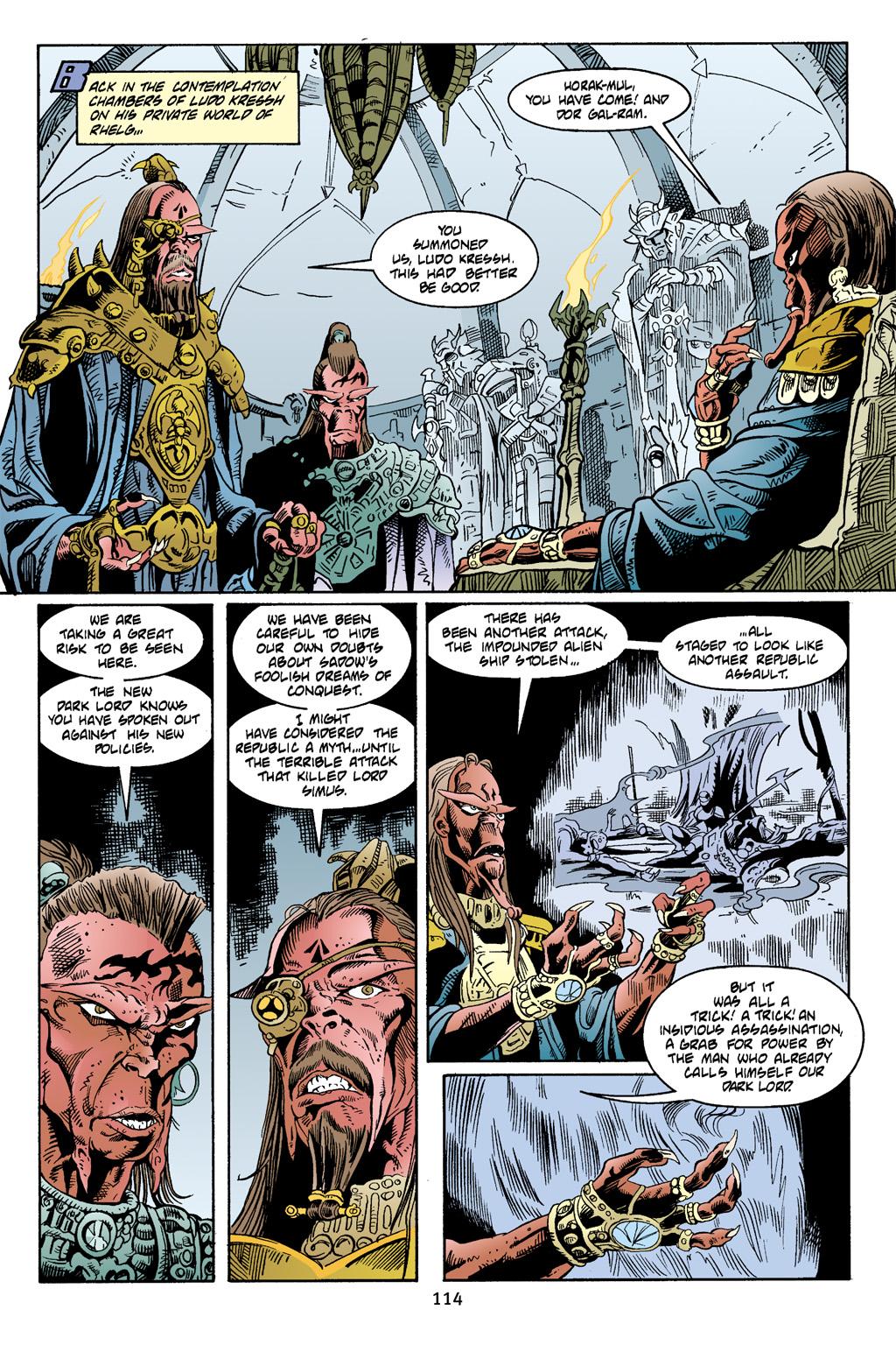 Read online Star Wars Omnibus comic -  Issue # Vol. 4 - 110