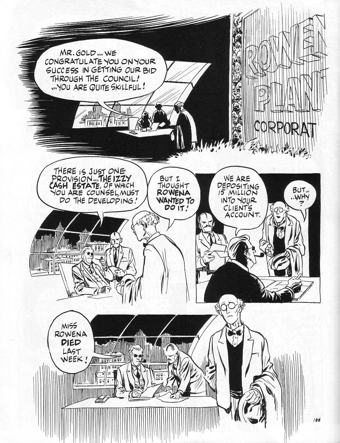 Read online Dropsie Avenue, The Neighborhood comic -  Issue # Full - 168