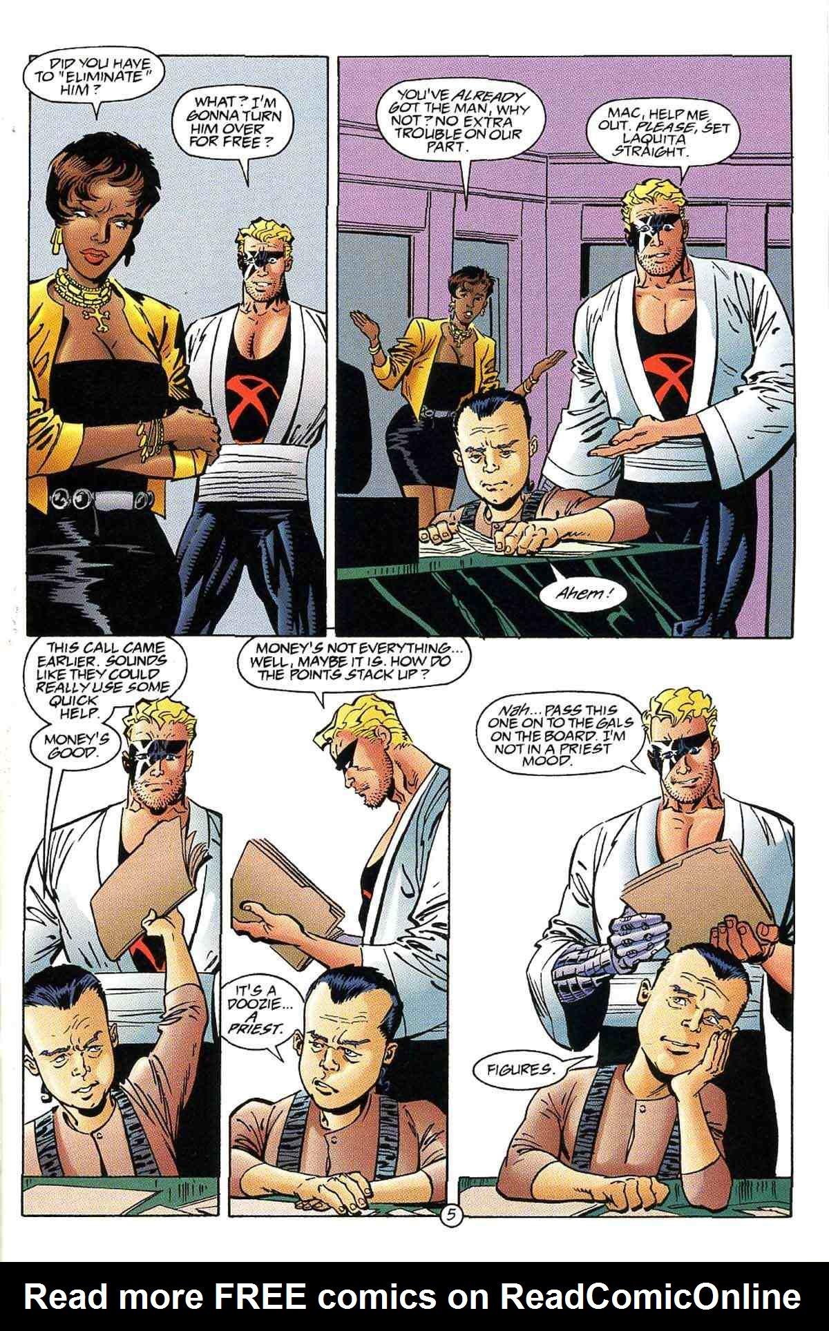 Read online Ultraverse Premiere comic -  Issue #10 - 7